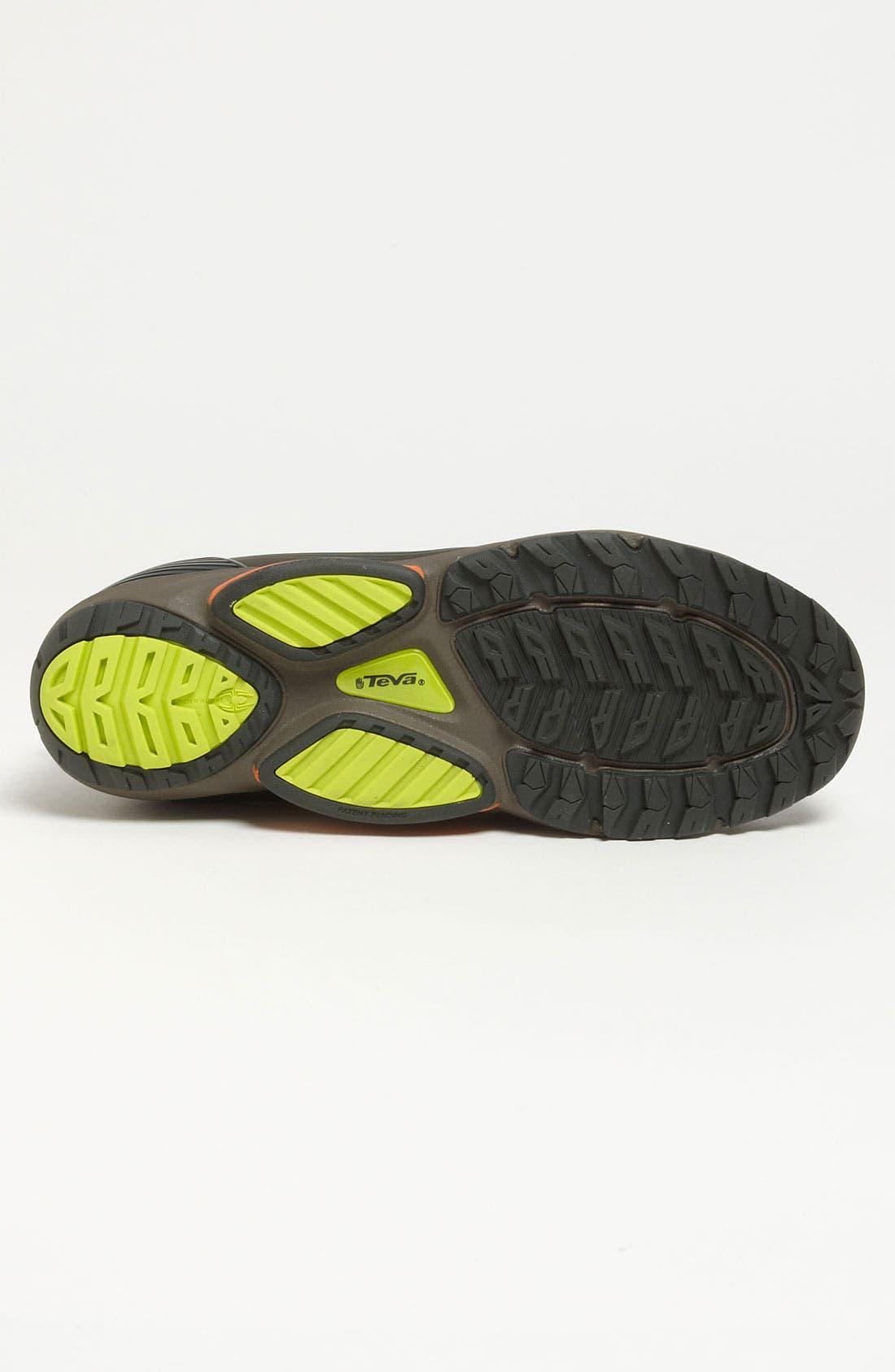 Alternate Image 4  - Teva 'TevaSphere Trail' Training Shoe (Men)