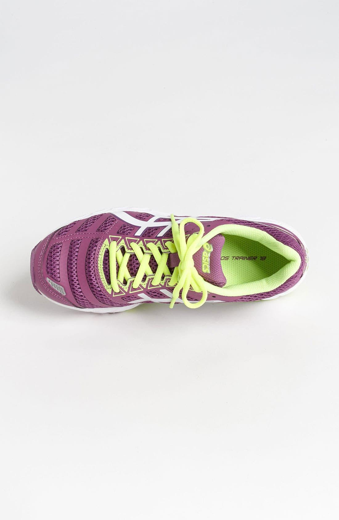 Alternate Image 3  - ASICS® 'GEL-DS Trainer 18' Running Shoe (Women)