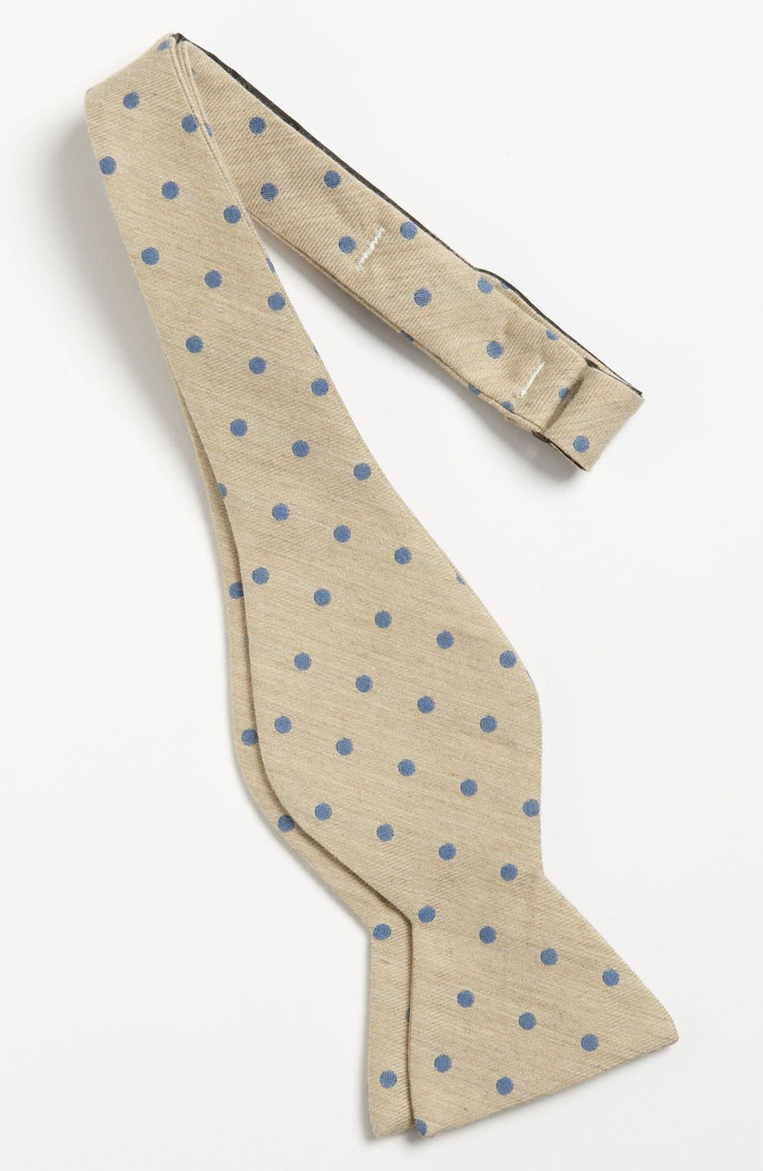Alternate Image 2  - John W. Nordstrom Silk Bow Tie