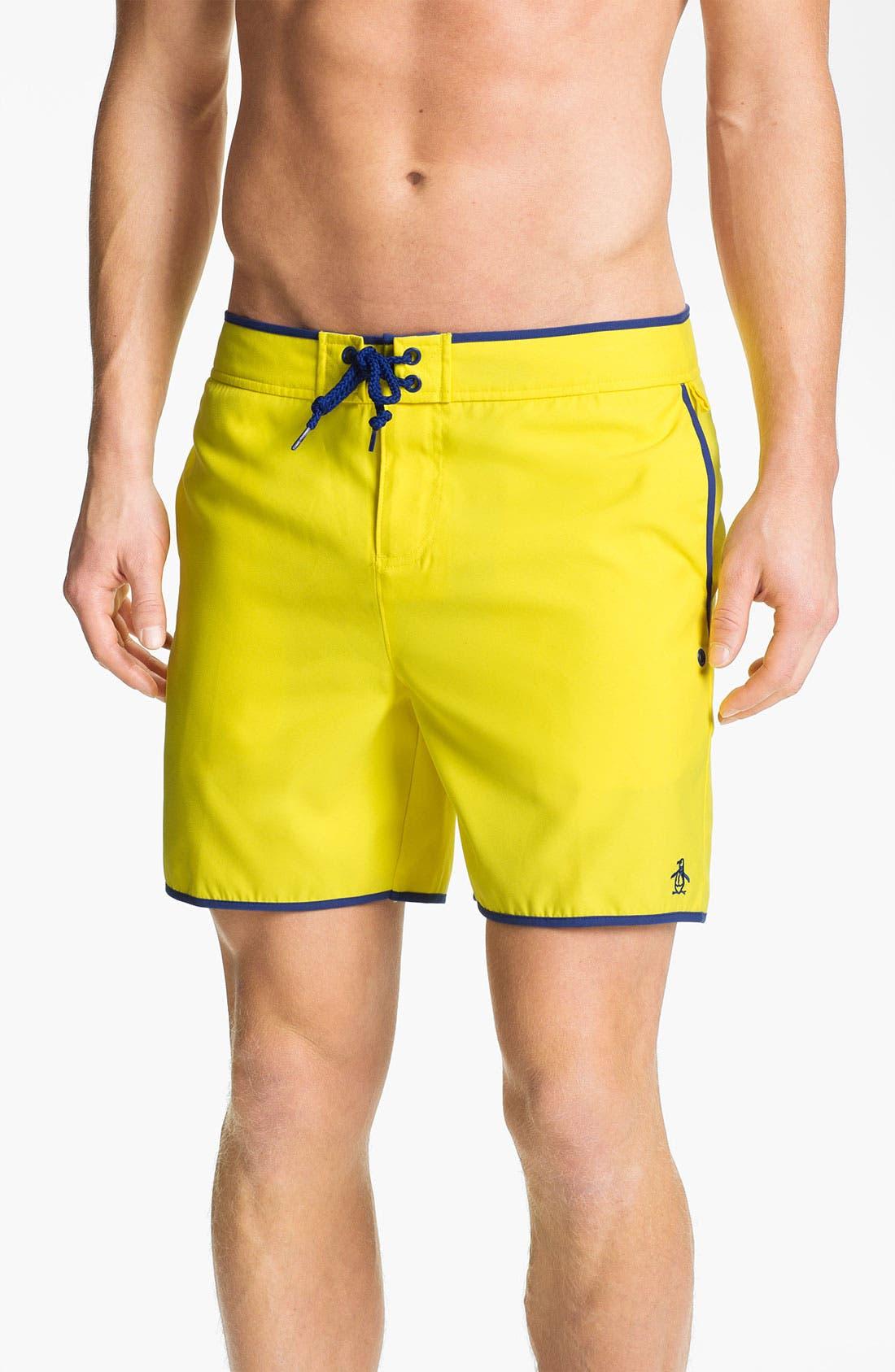 Main Image - Original Penguin Swim Shorts