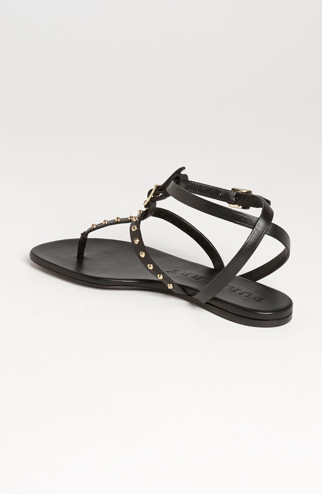 Alternate Image 2  - Burberry 'Masefield' Sandal