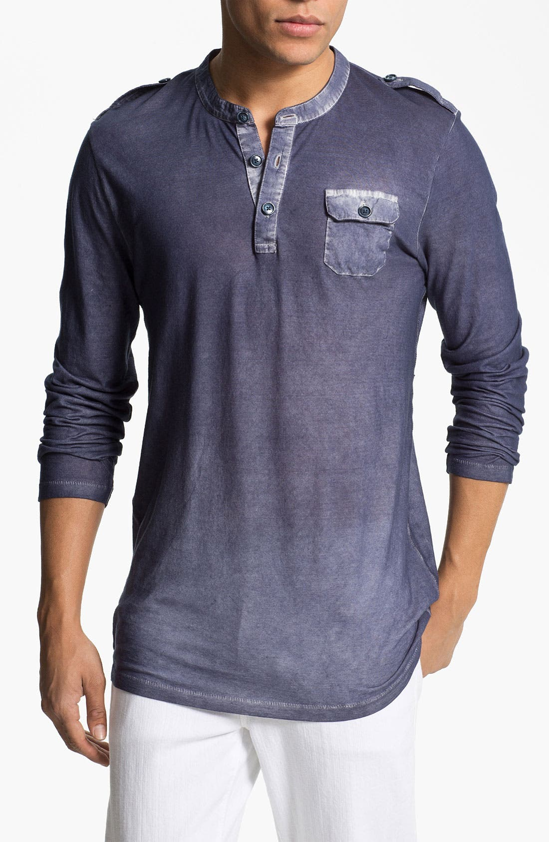 Main Image - PRPS Eco Dyed Henley