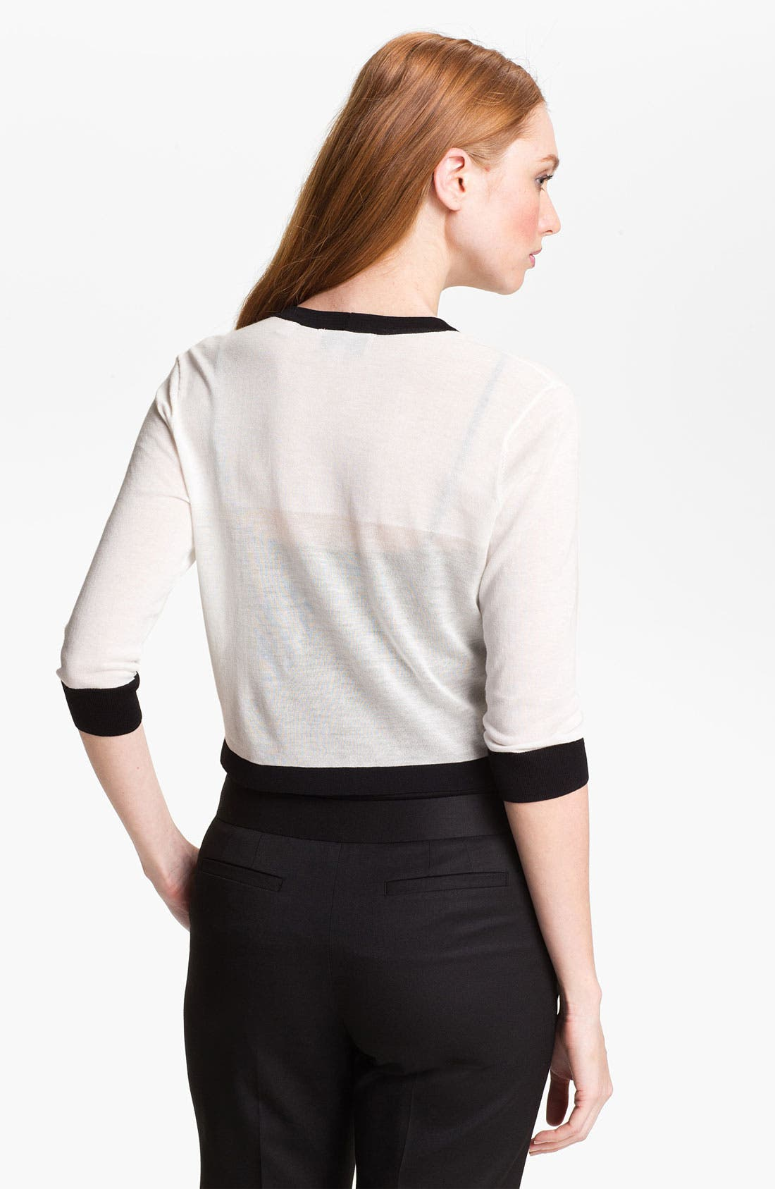 Alternate Image 2  - Ted Baker London Crop Cardigan (Online Only)