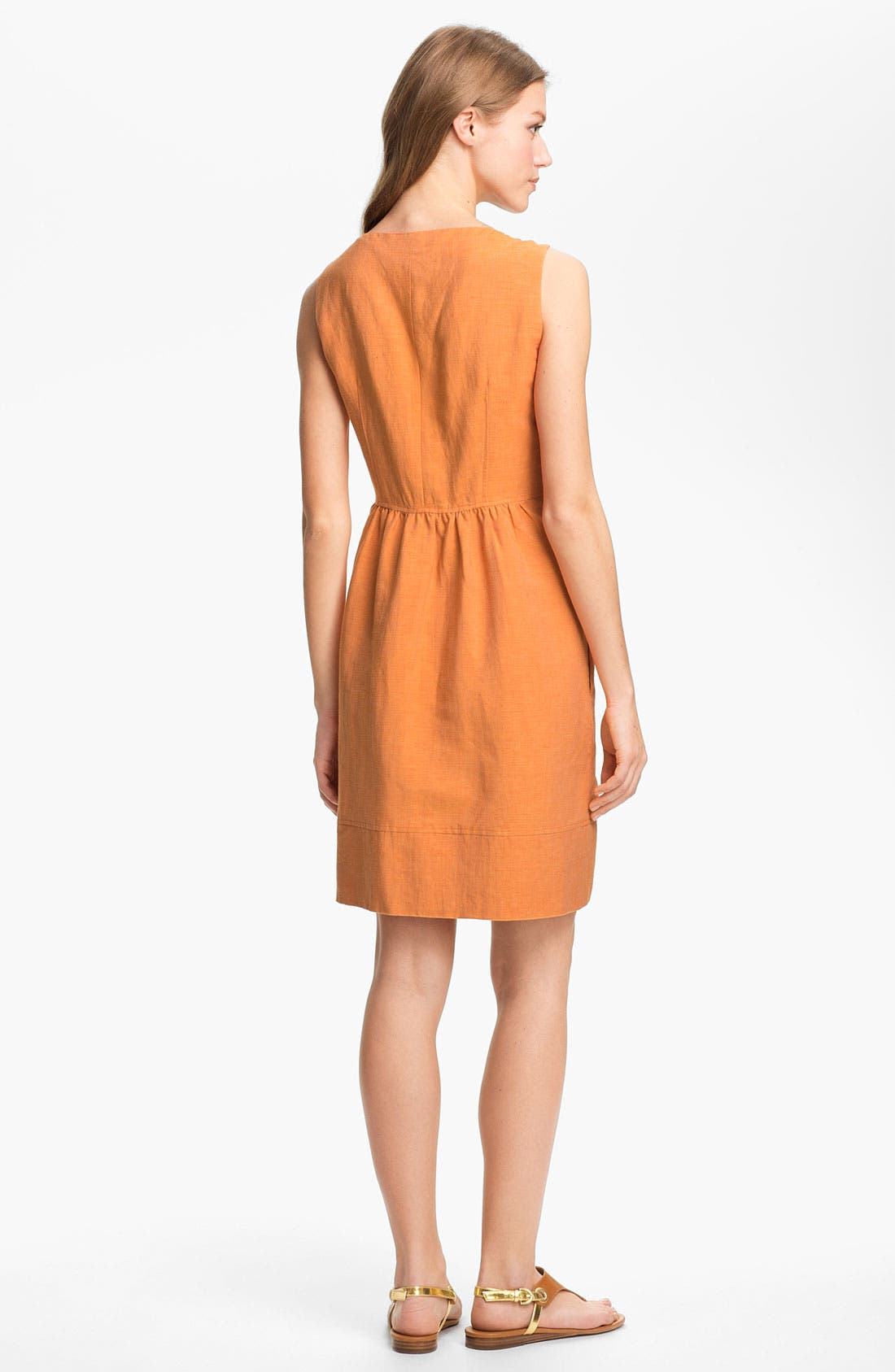 Alternate Image 2  - Weekend Max Mara 'Hot' Sleeveless Dress