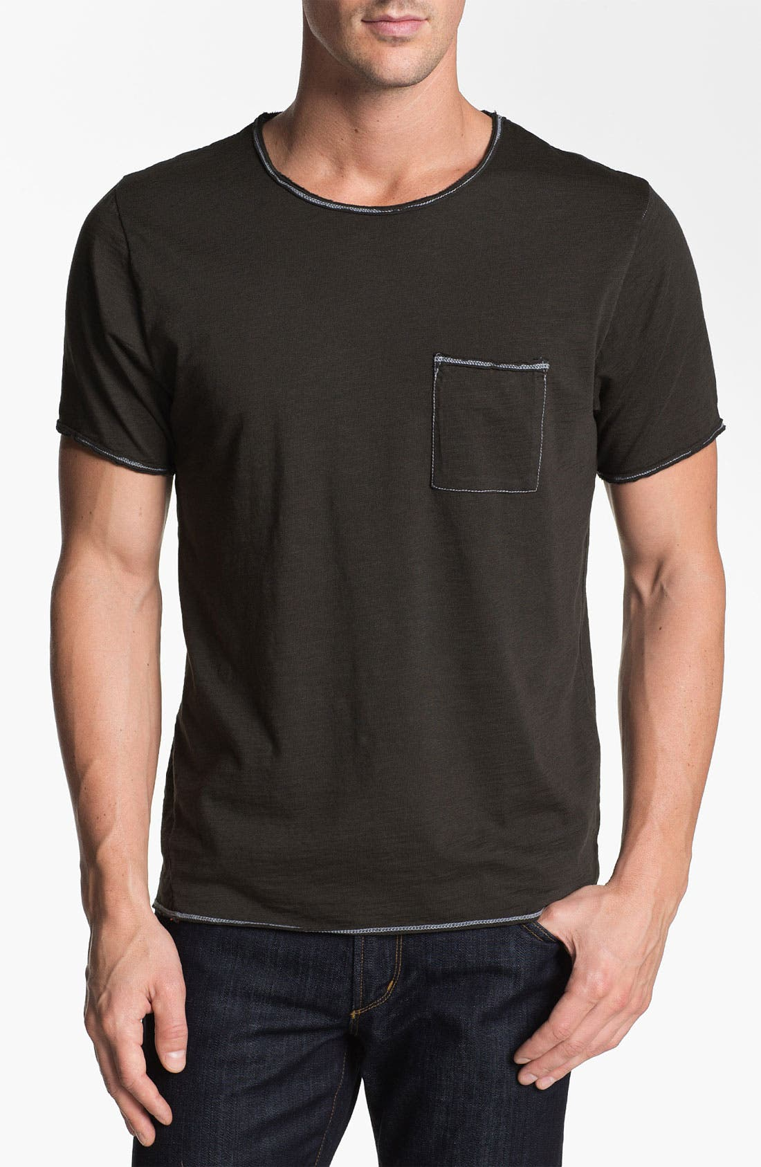 Main Image - Jeremiah 'Izaak' Slub T-Shirt
