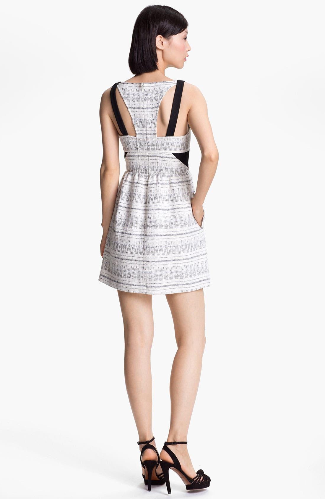 Alternate Image 3  - Mcginn 'Cheyenne' Tweed Dress