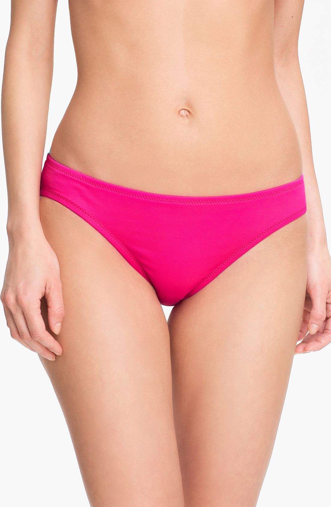 Alternate Image 1 Selected - W Swimwear Hipster Bikini Bottoms
