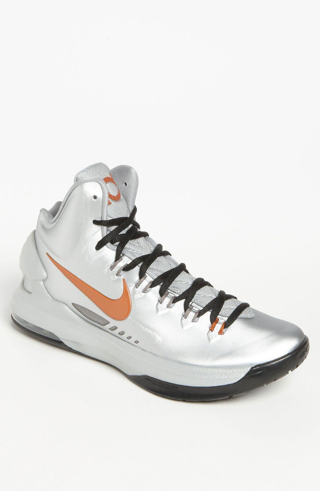 Alternate Image 1 Selected - Nike 'KD V' Basketball Shoe (Men)