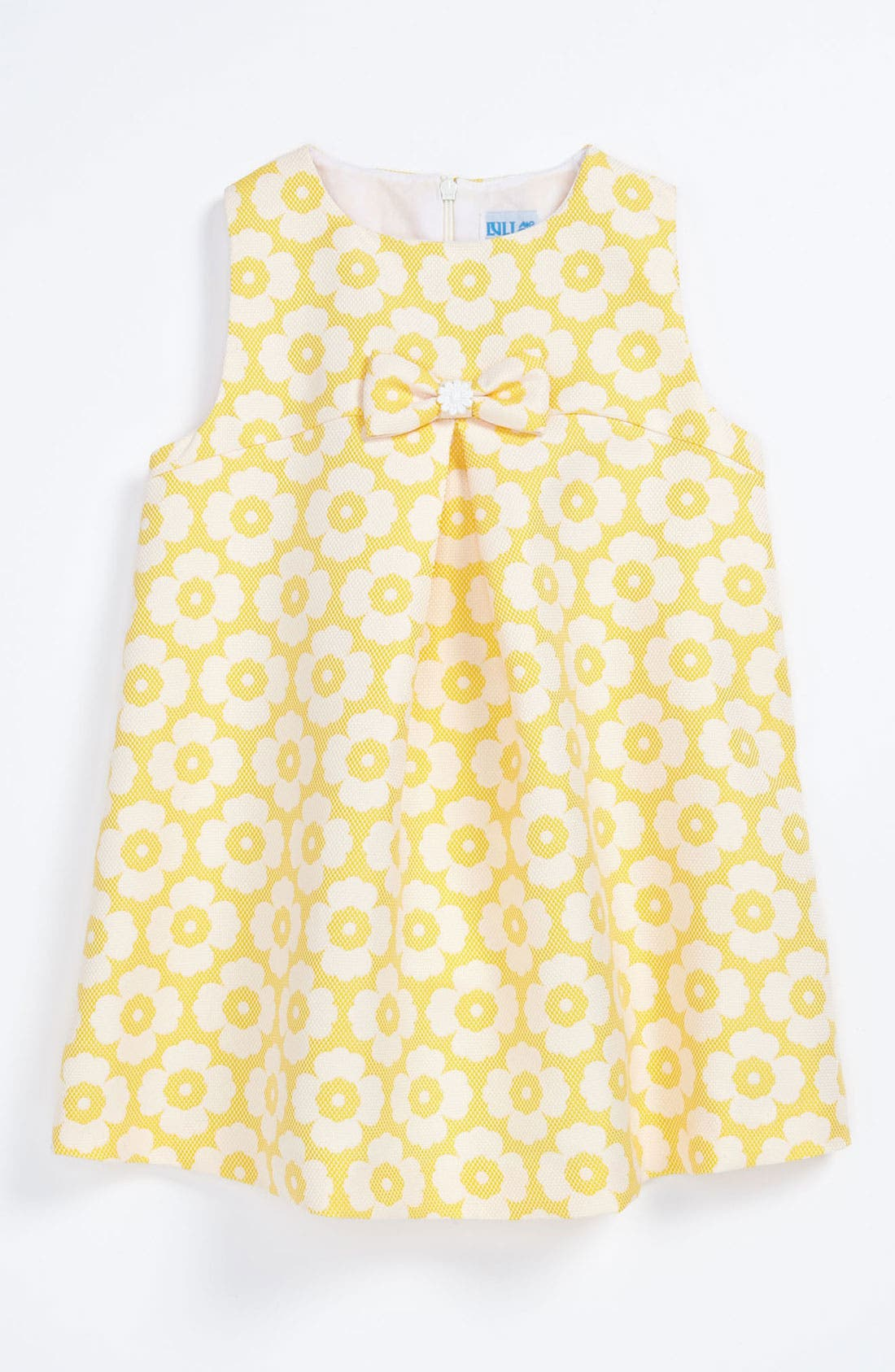 Main Image - Luli & Me Floral Dress (Baby Girls)