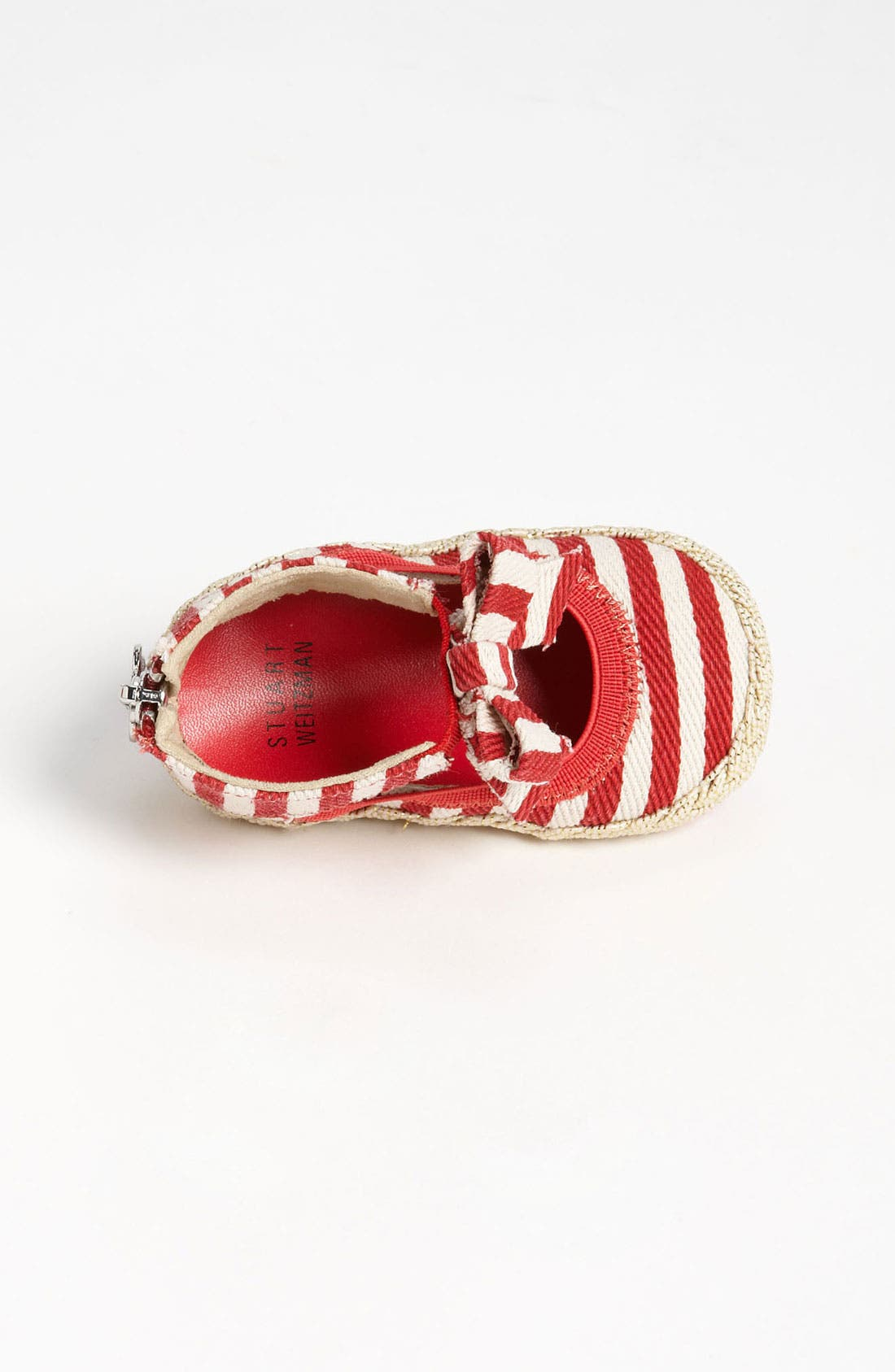 Alternate Image 3  - Stuart Weitzman 'Baby Sachet' Mary Jane (Baby)