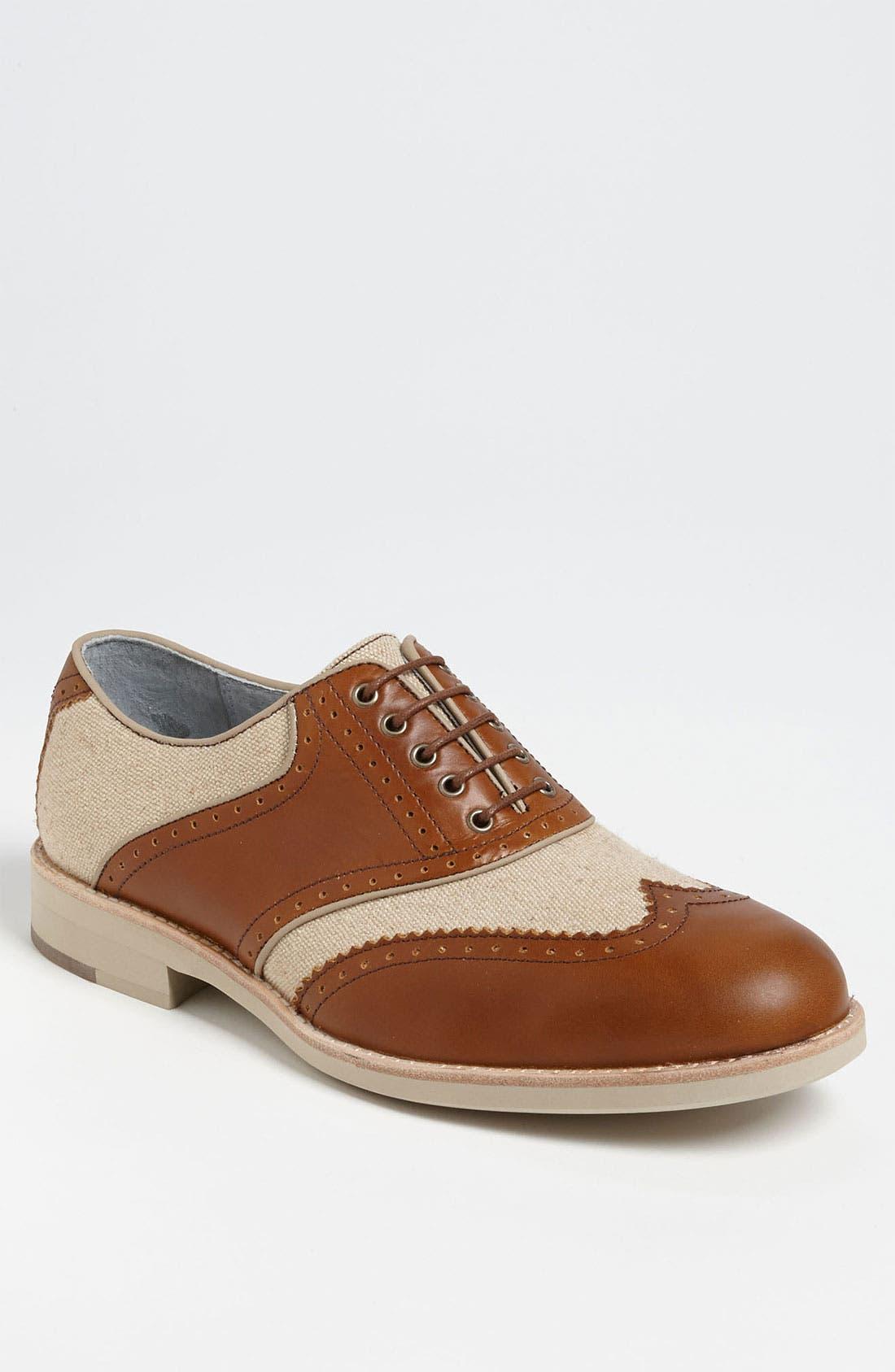 Main Image - Johnston & Murphy 'Ellington' Spectator Shoe