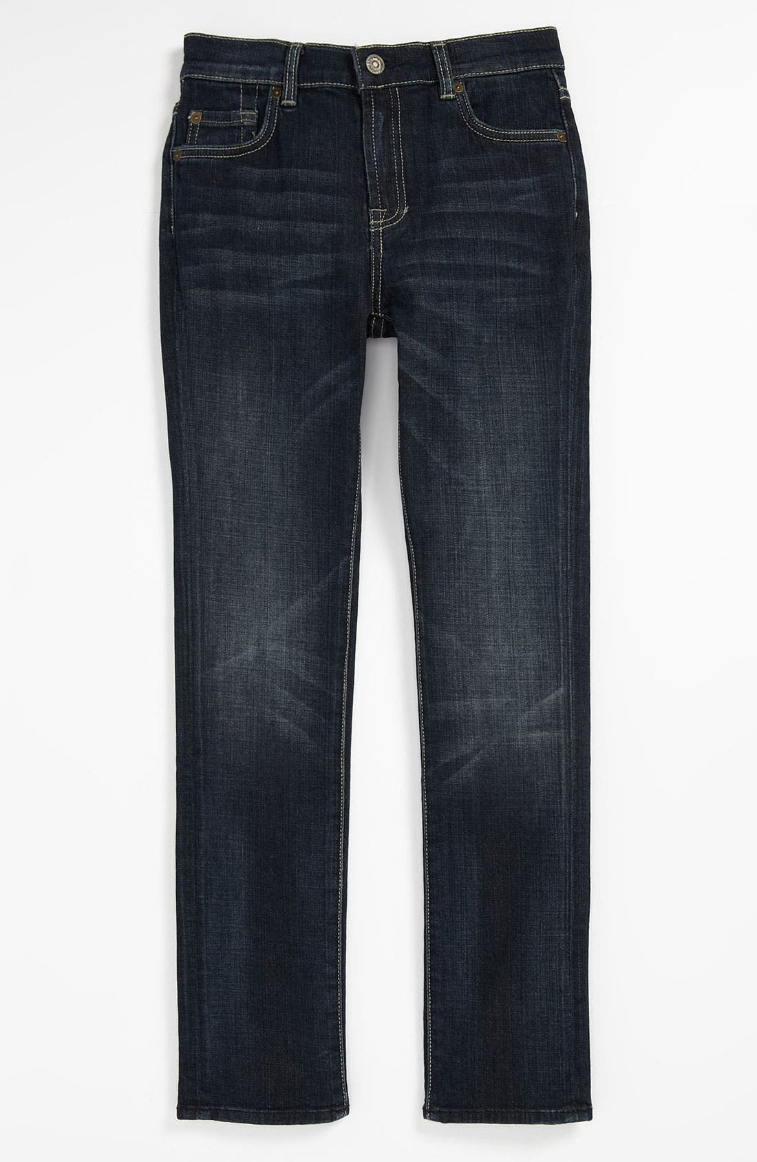 Alternate Image 2  - 7 For All Mankind® 'Rhigby' Slim Leg Jeans (Big Boys)