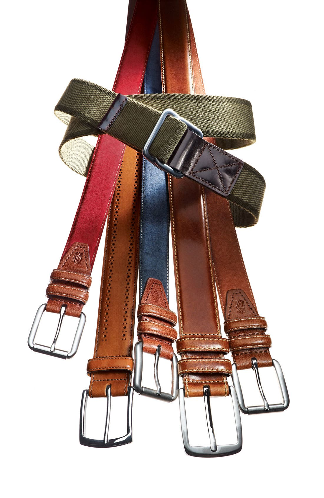 Alternate Image 3  - Allen Edmonds 'Smith' Belt