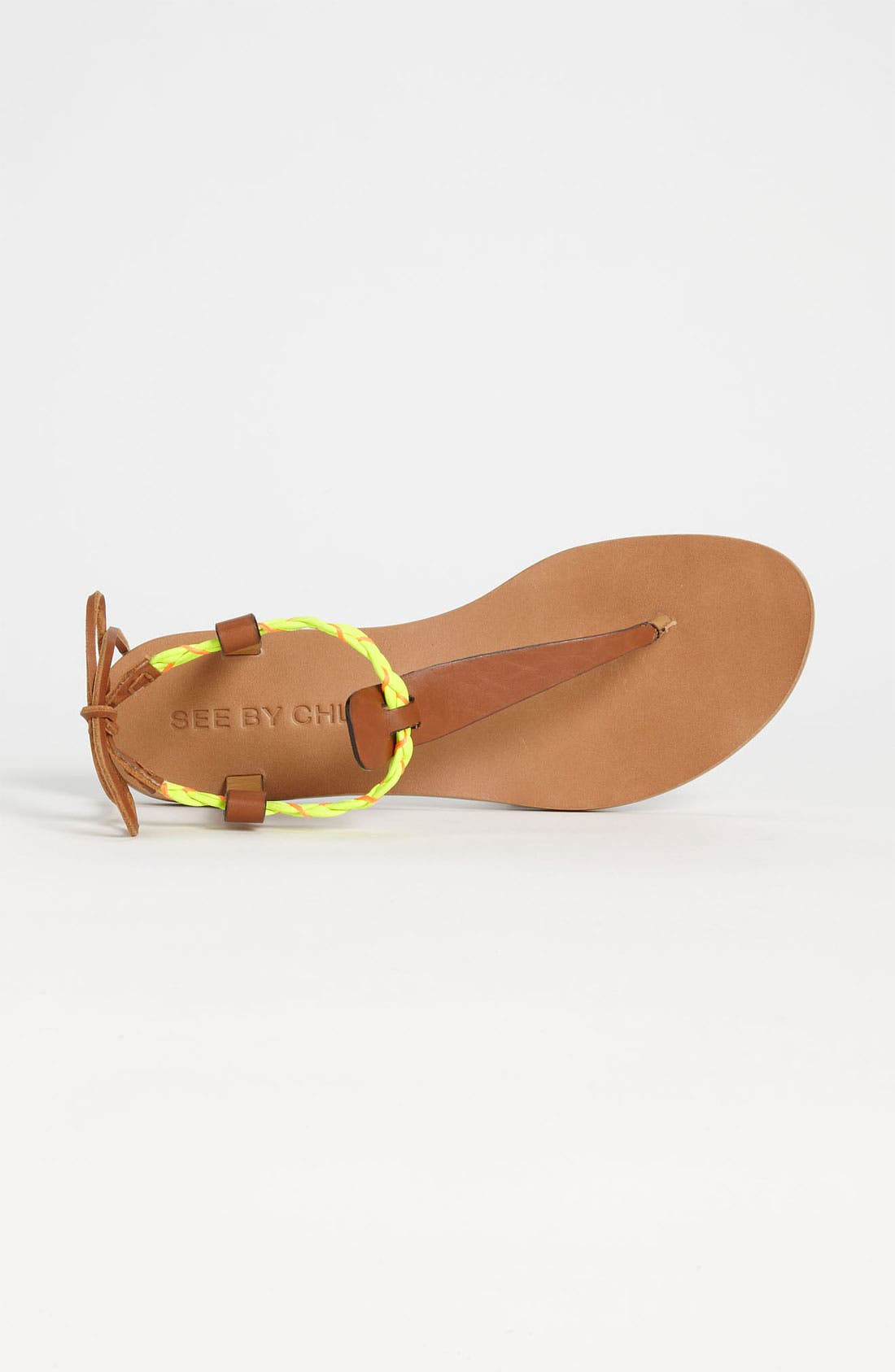 Alternate Image 3  - See by Chloé 'Summer' Thong Sandal
