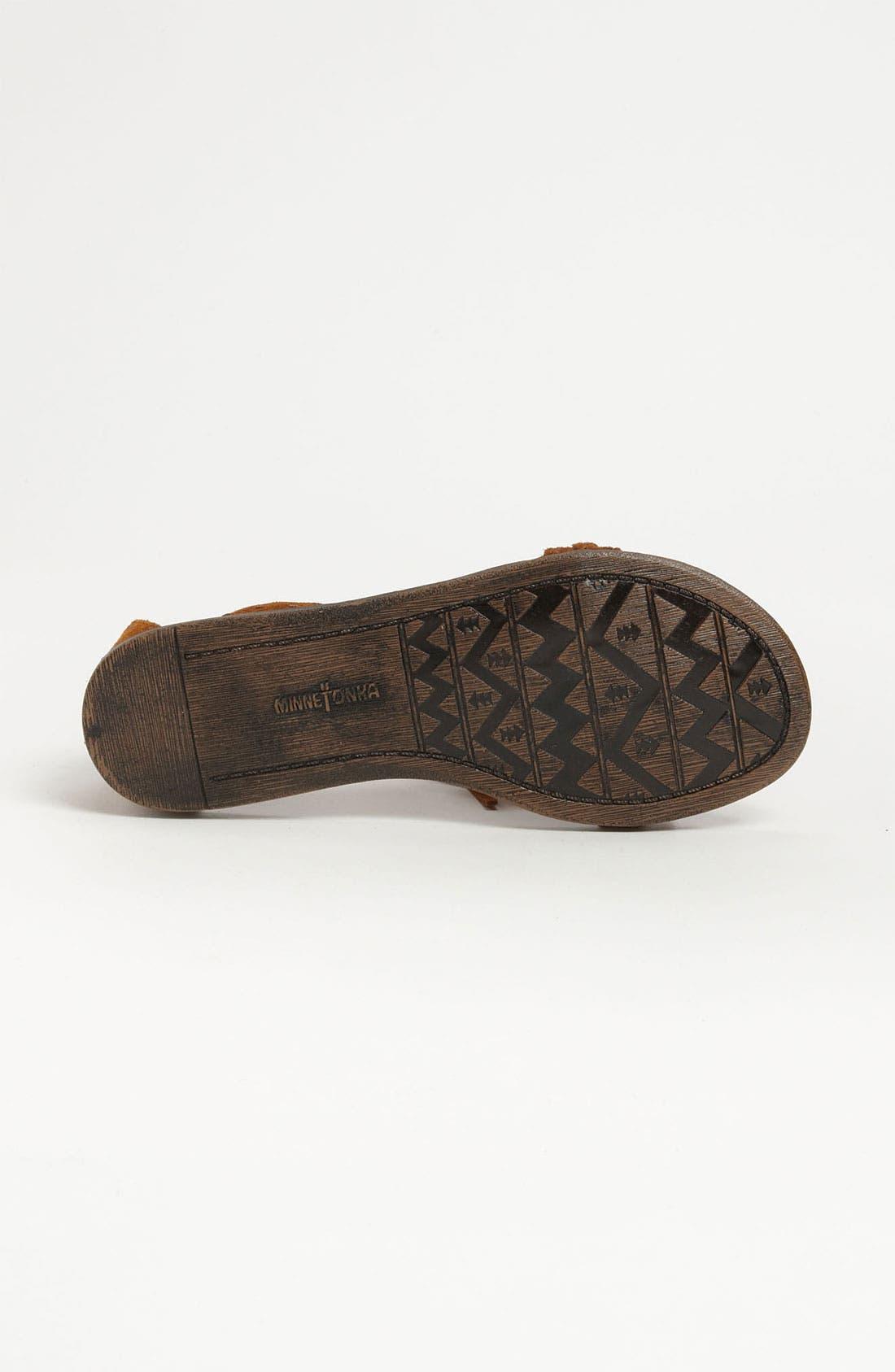 Alternate Image 4  - Minnetonka 'Belize' Sandal