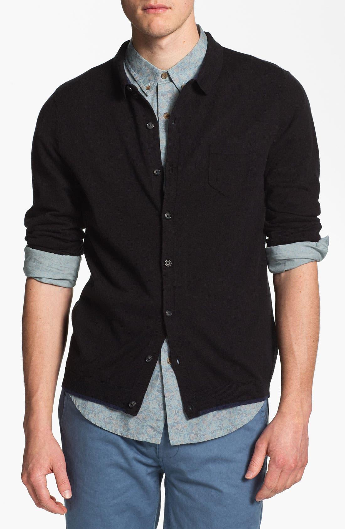 Alternate Image 1 Selected - Topman Knit Shirt