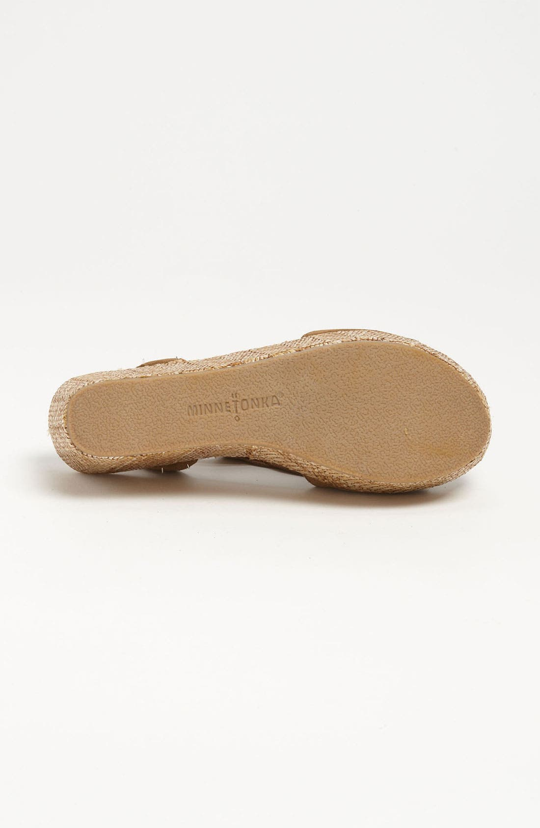 Alternate Image 4  - Minnetonka 'Central' Sandal