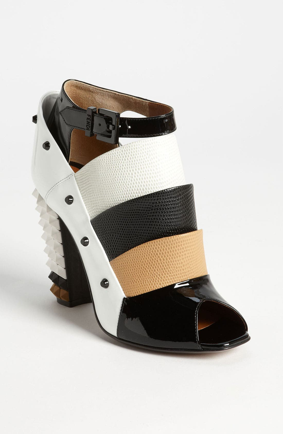 Main Image - Fendi Ankle Strap Bootie