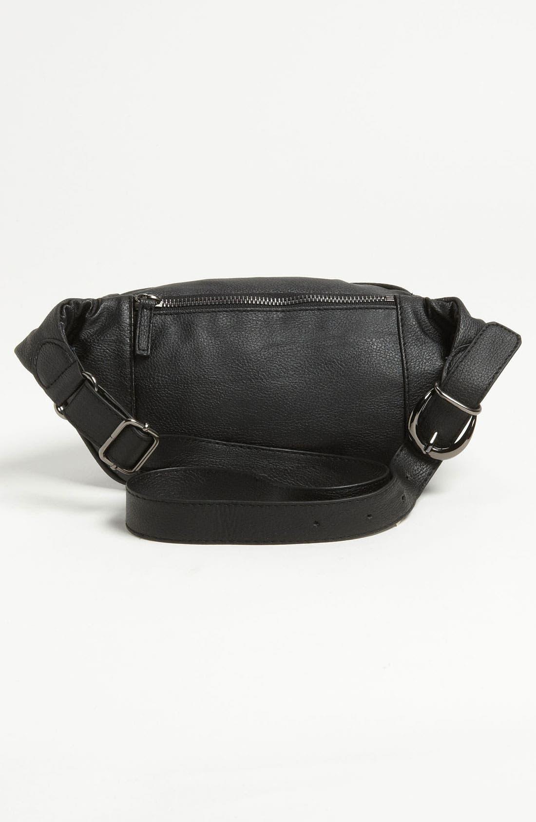 Alternate Image 4  - Topshop Studded Belt Bag