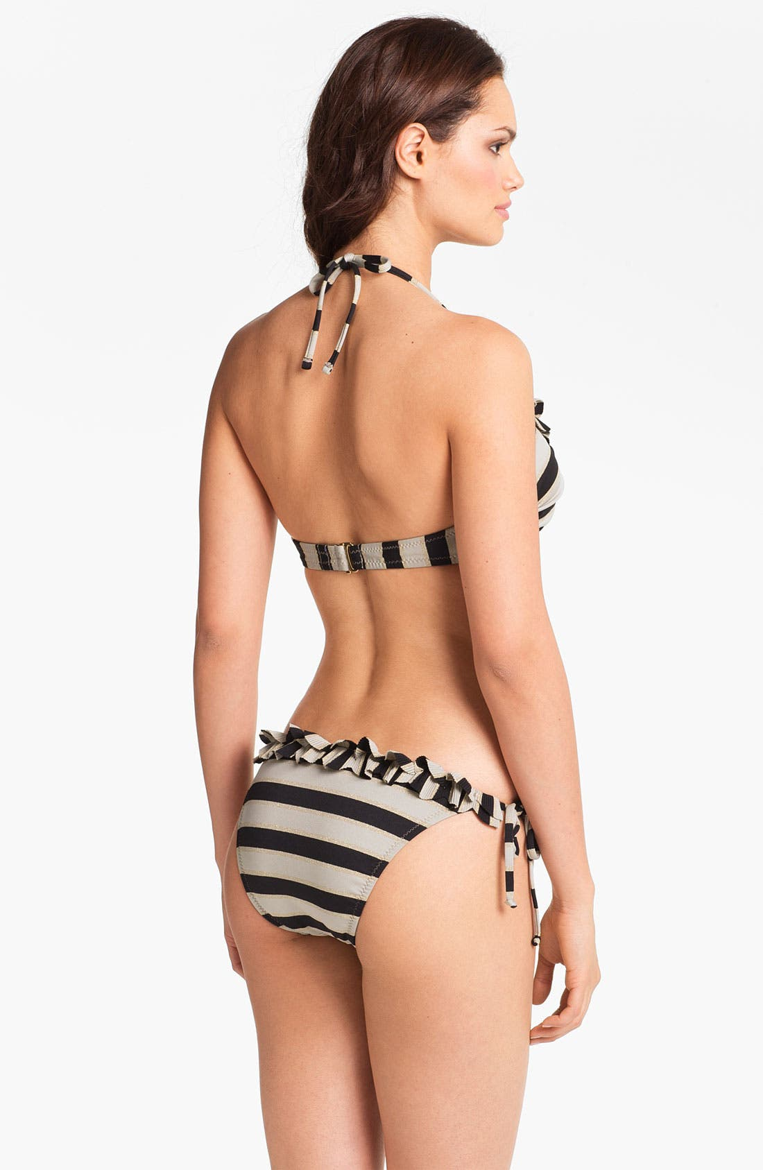 Alternate Image 4  - Betsey Johnson 'Date Night' Bikini Bottoms