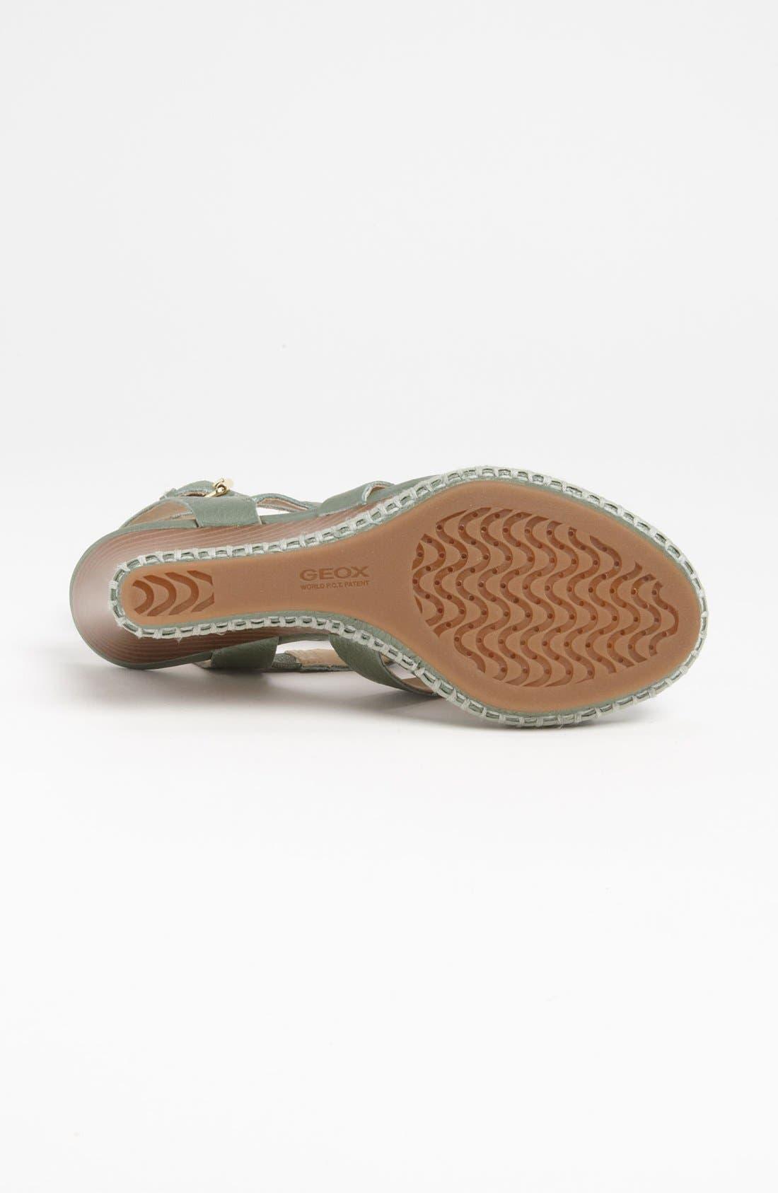 Alternate Image 4  - Geox 'Sibilla' Sandal