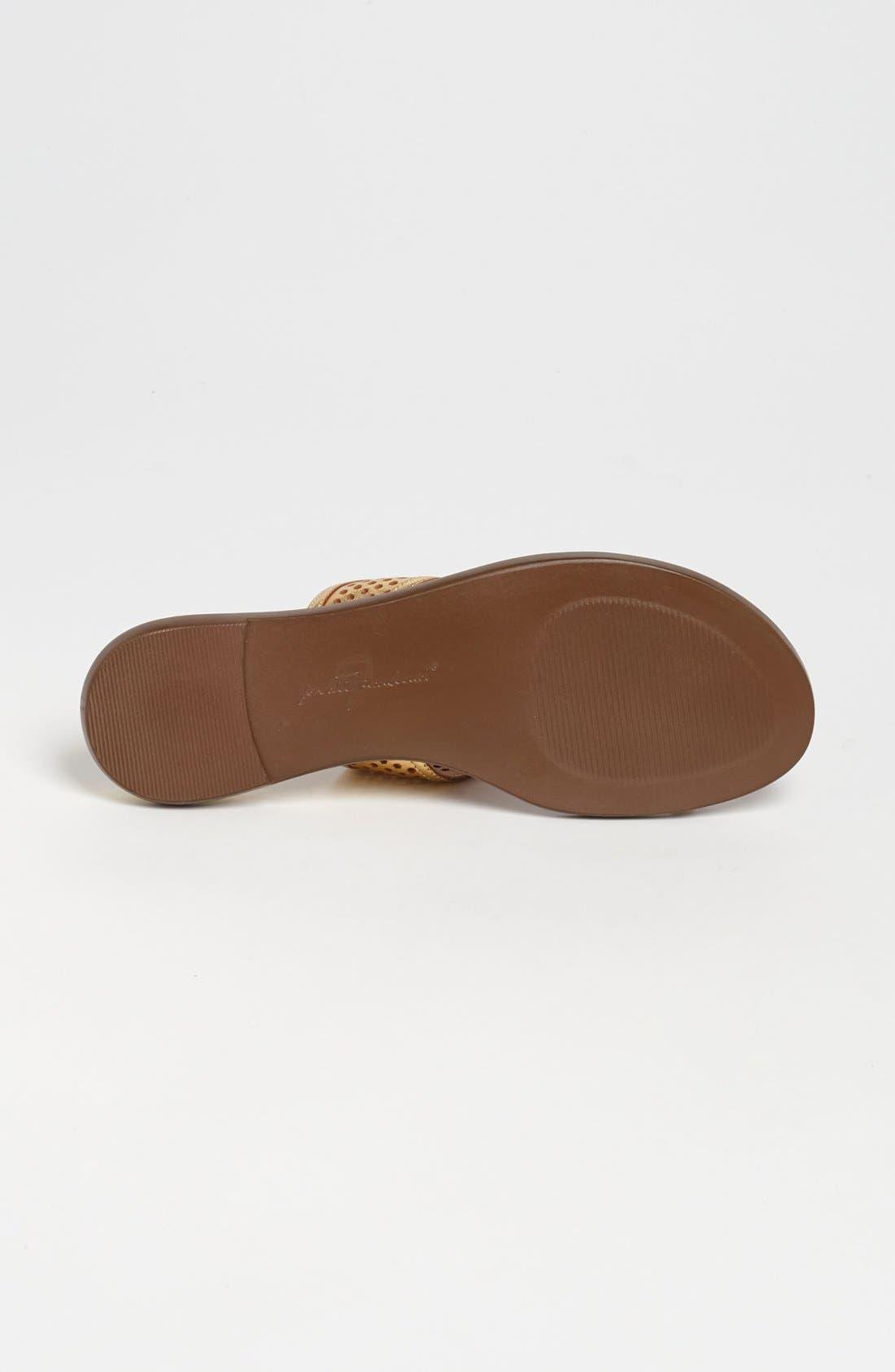 Alternate Image 4  - 7 For All Mankind® 'Makenna' Toe Loop Sandal (Online Only)