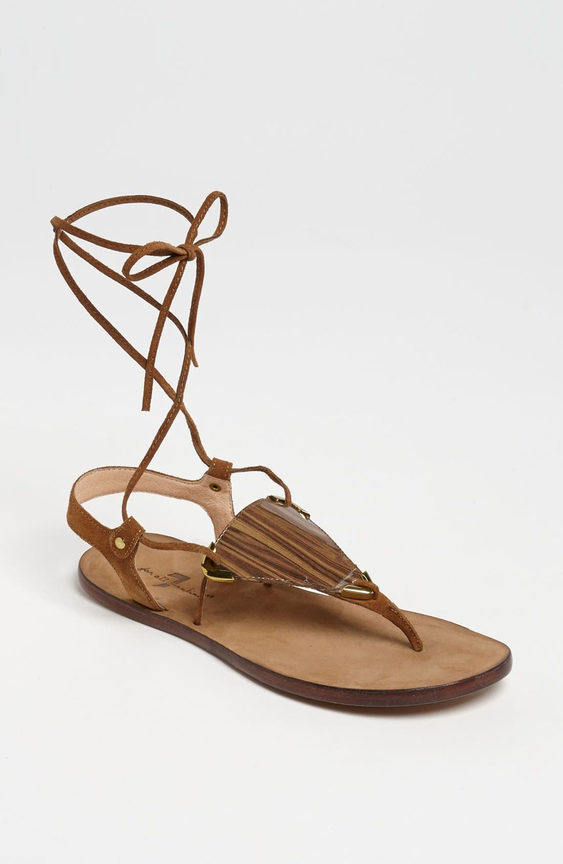 Alternate Image 1 Selected - 7 For All Mankind® 'Zena' Sandal (Online Only)