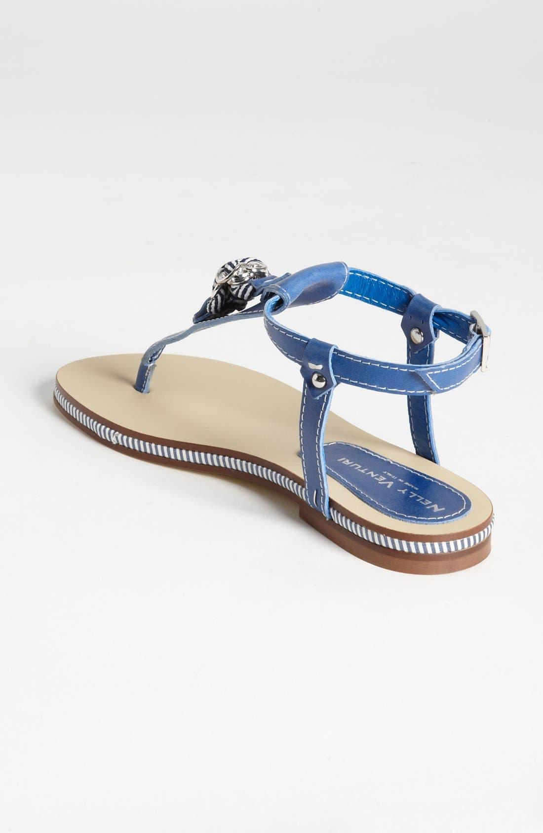 Alternate Image 2  - Nelly Venturi Thong Sandal