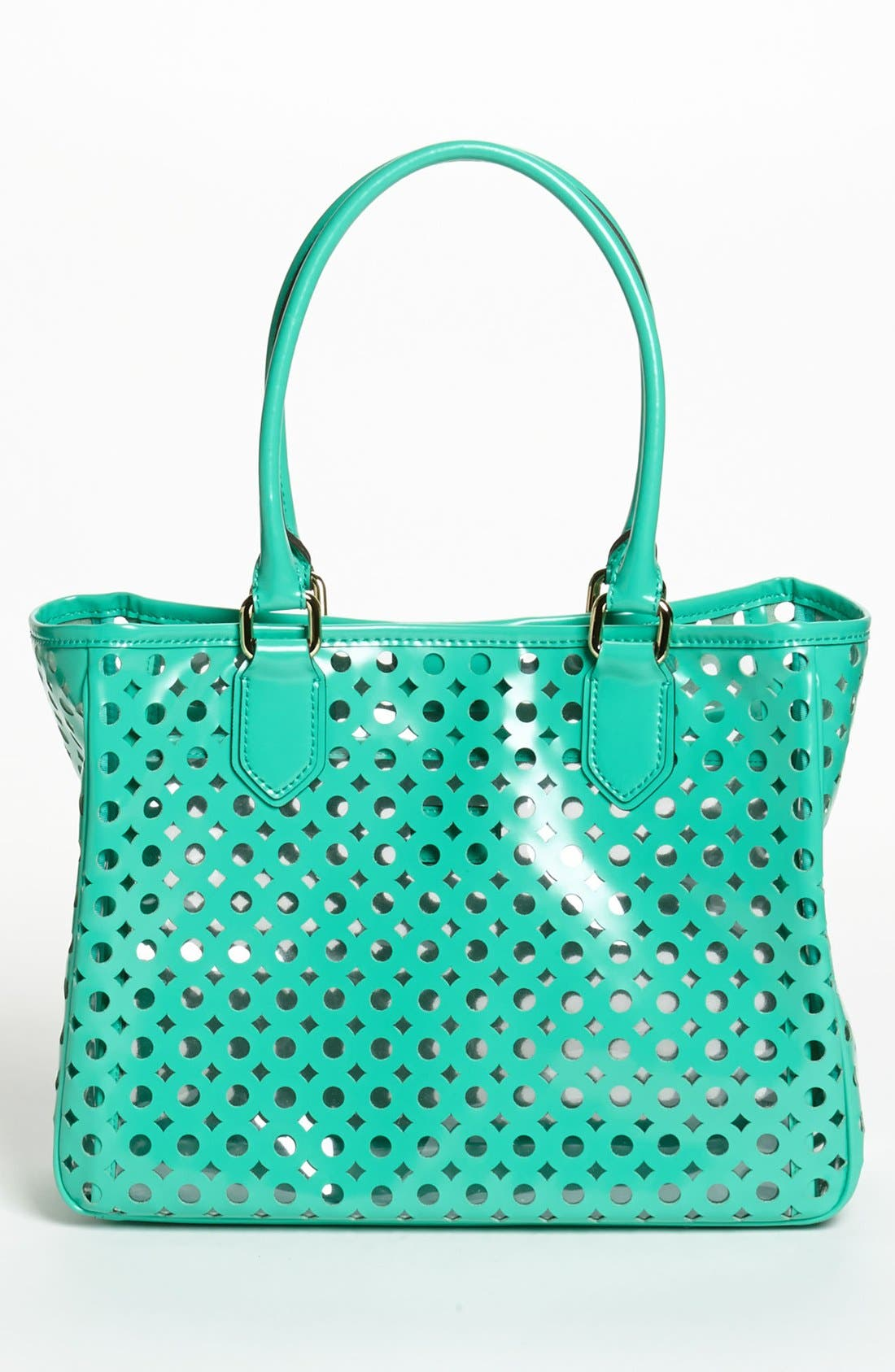 Alternate Image 4  - Milly 'Addison' Patent Leather Tote
