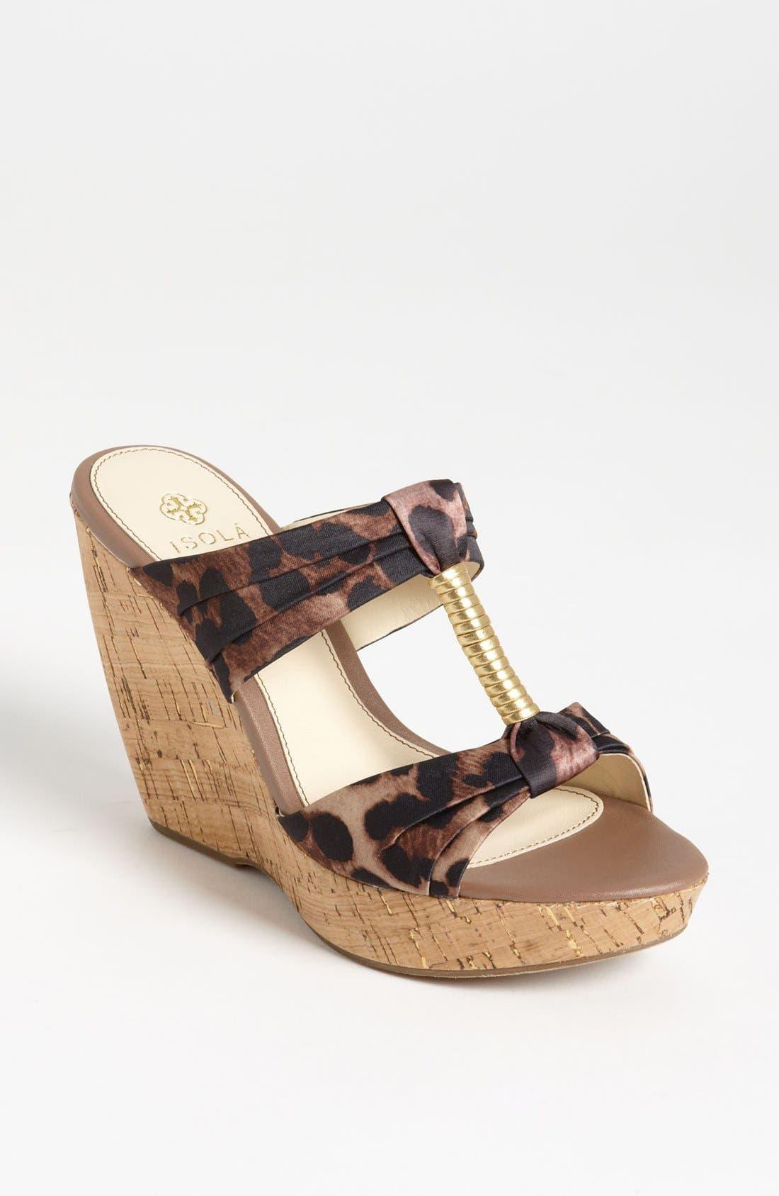 Alternate Image 1 Selected - Isolá 'Oma' Sandal