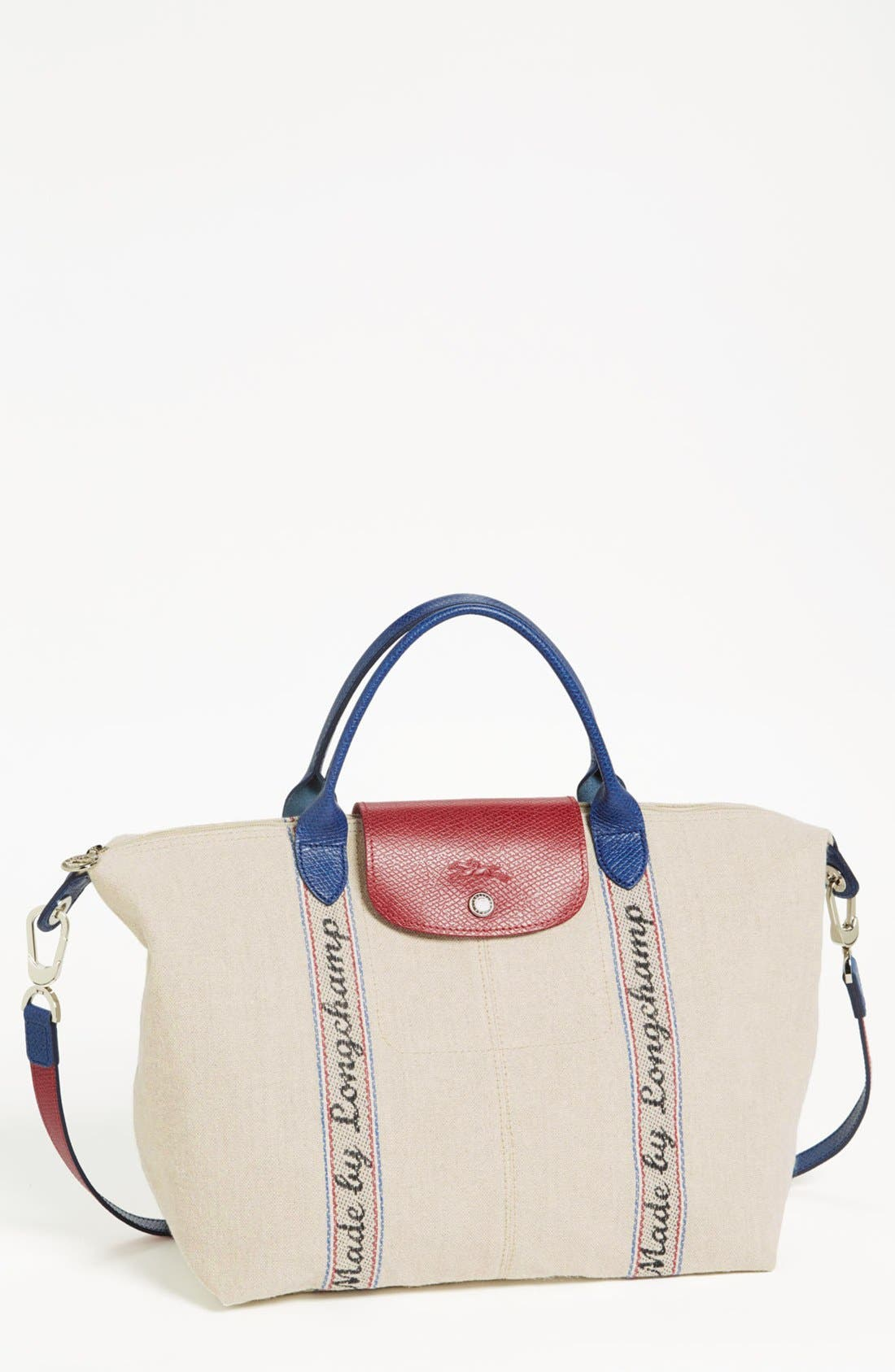Alternate Image 1 Selected - Longchamp 'Made by Longchamp' Tote