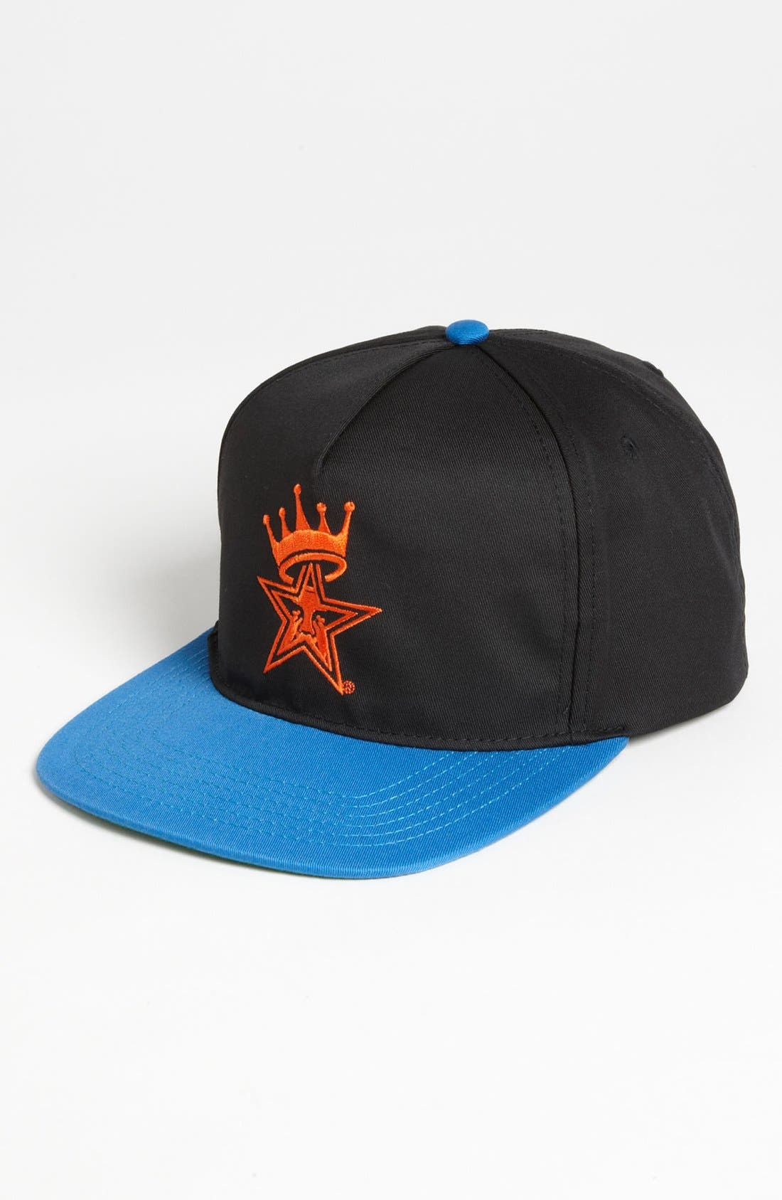 Alternate Image 1 Selected - Obey 'Foul Line' Snapback Hat