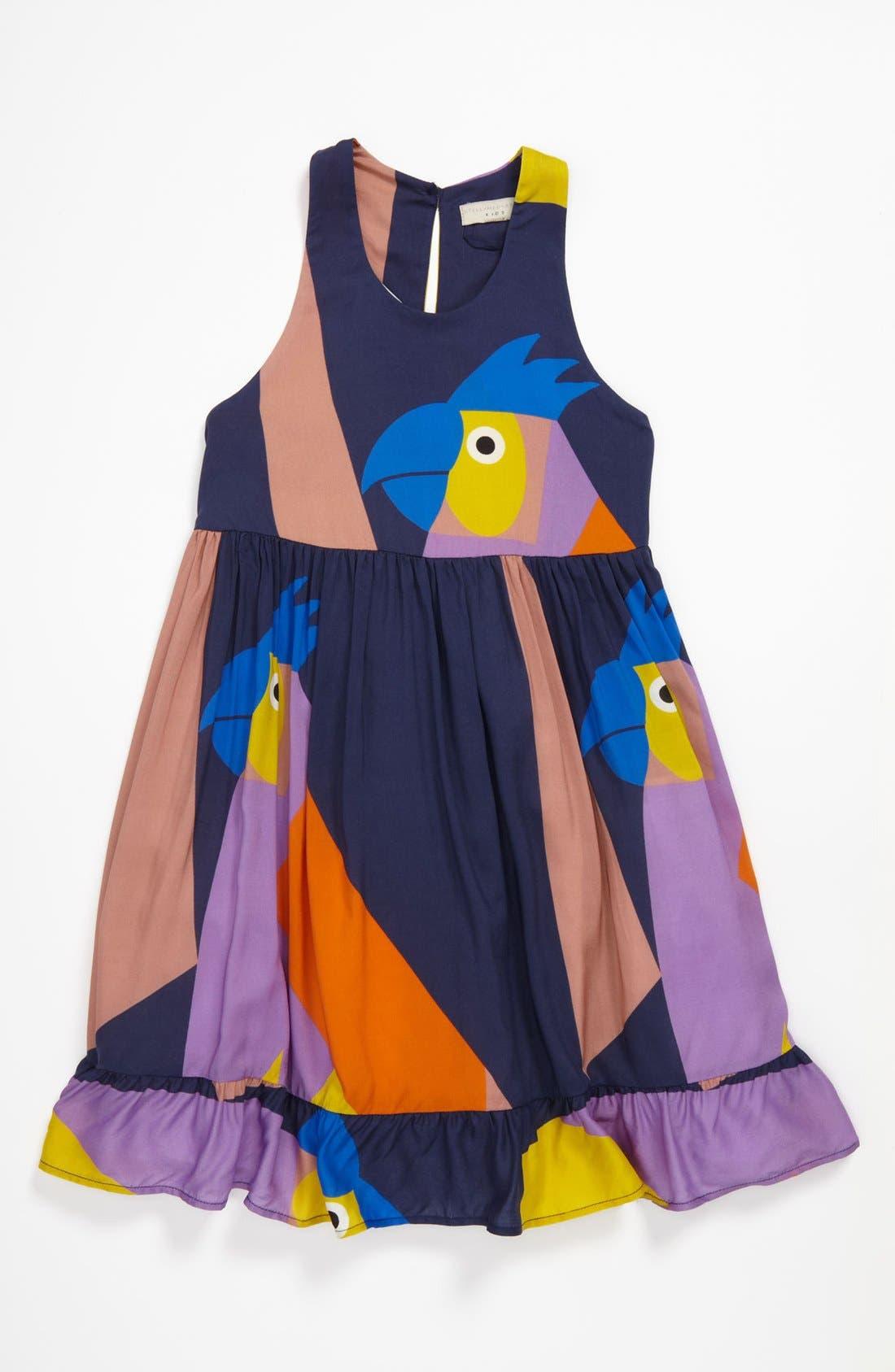 Alternate Image 1 Selected - Stella McCartney Kids 'Pip' Dress (Toddler, Little Girls & Big Girls)