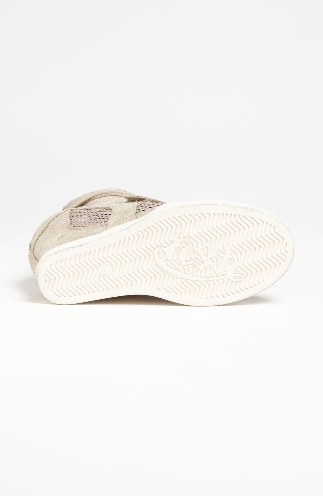 Alternate Image 4  - Ash 'Cool Mesh' Wedge Sneaker