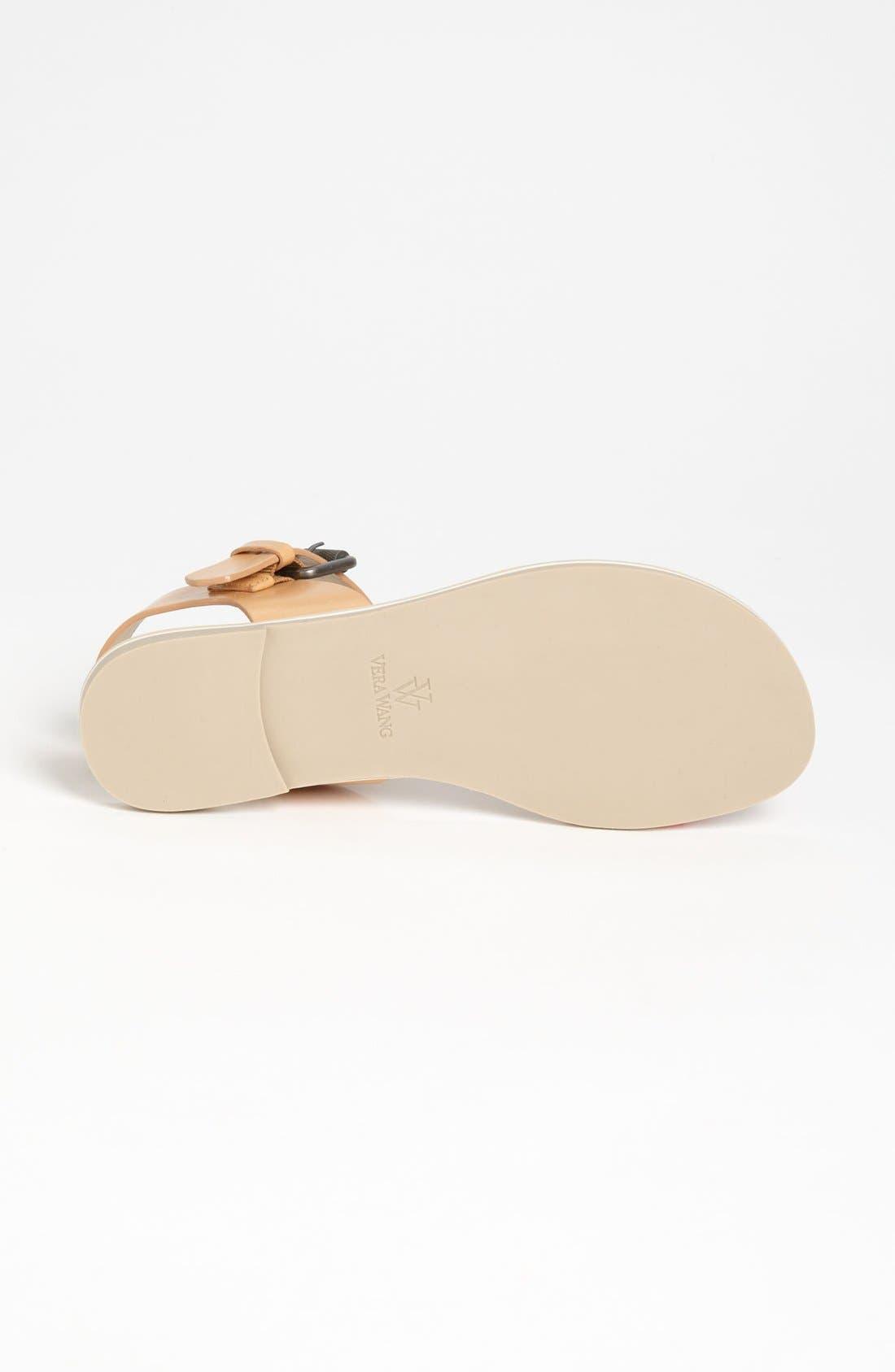 Alternate Image 4  - Vera Wang Footwear 'Febe' Sandal (Online Only)