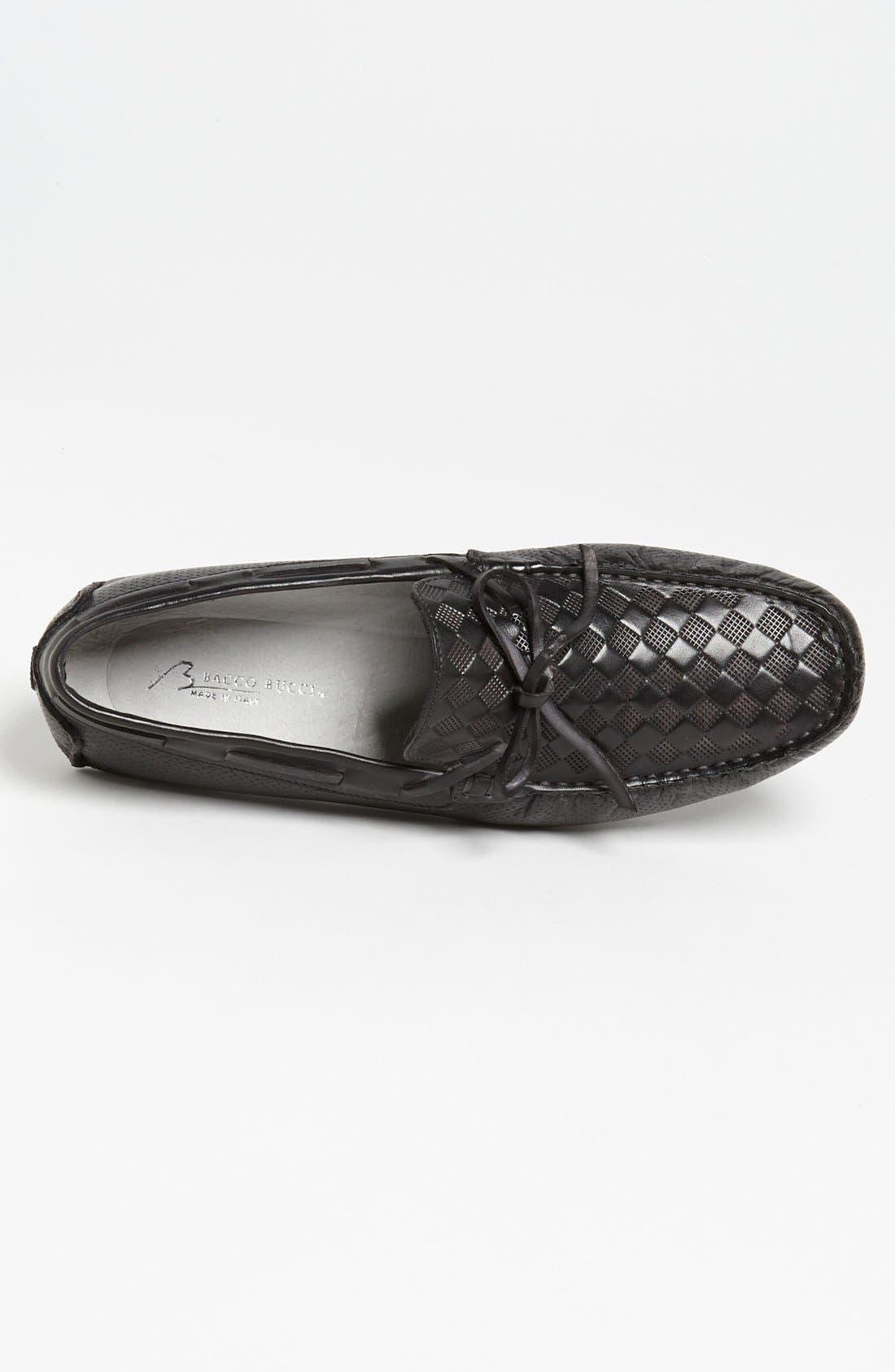 Alternate Image 3  - Bacco Bucci 'Balotelli' Driving Shoe (Men)