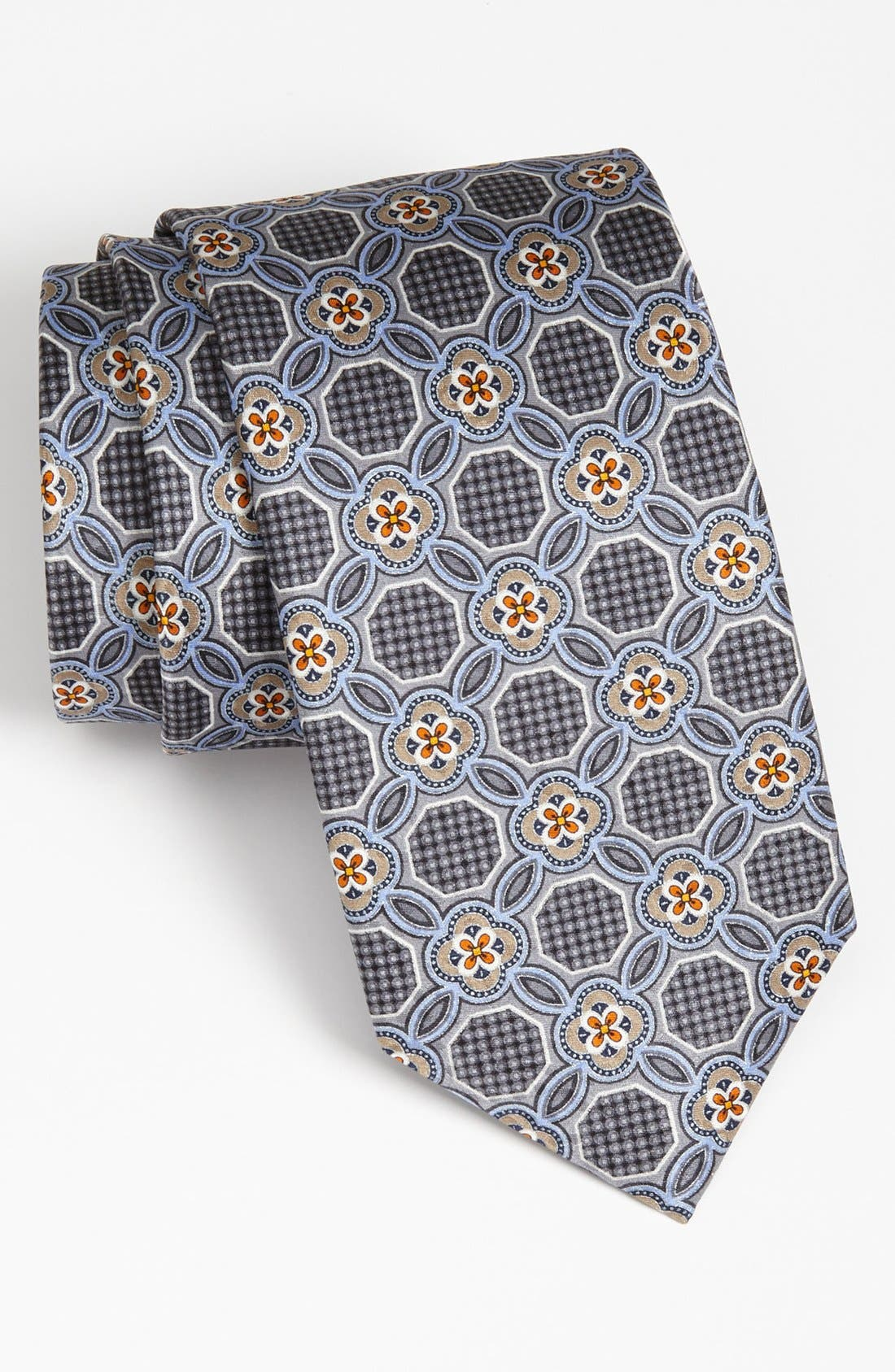 Alternate Image 1 Selected - J.Z. Richards Woven Silk Tie