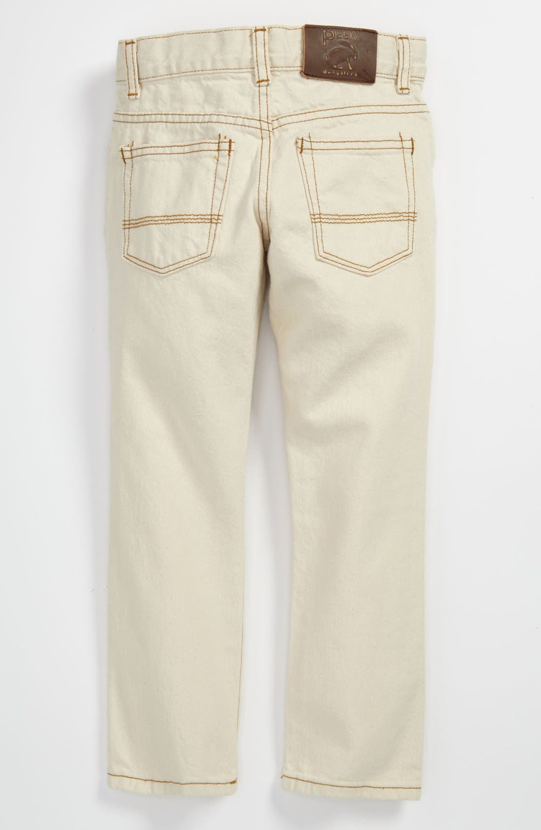 Alternate Image 1 Selected - Peek 'Slouch' Jeans (Toddler, Little Boys & Big Boys)