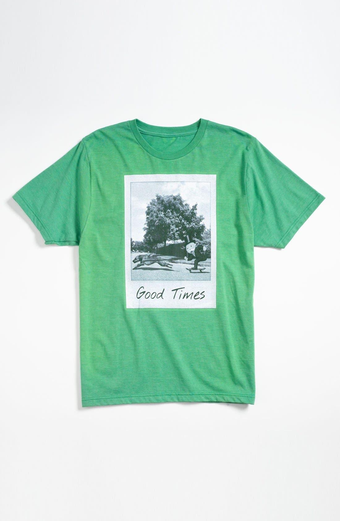 Alternate Image 1 Selected - Jem 'Monopoly® Good Times' T-Shirt (Little Boys)