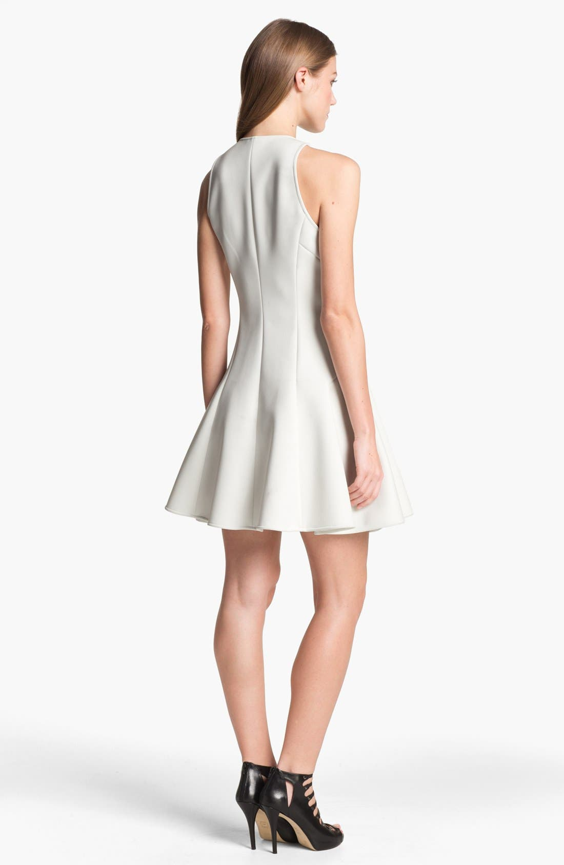 Alternate Image 2  - Theory 'Cella' Fit & Flare Dress