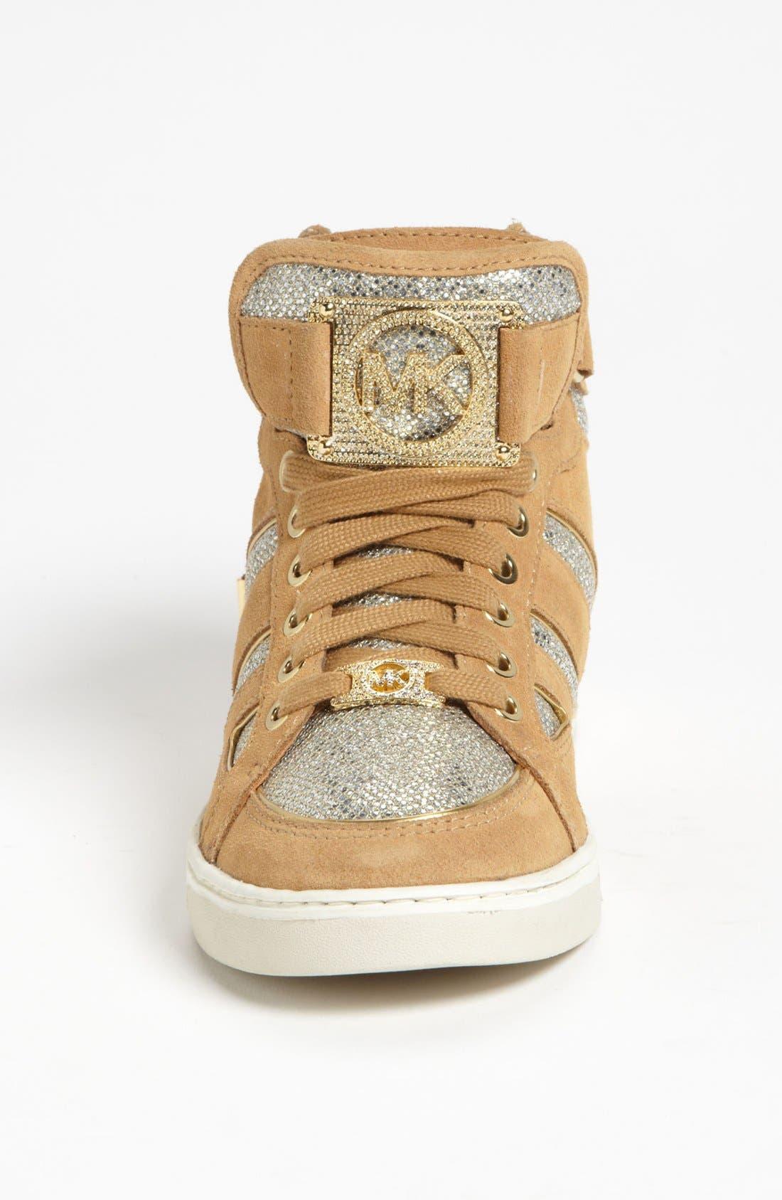 Alternate Image 3  - MICHAEL Michael Kors 'Fulton' High Top Sneaker