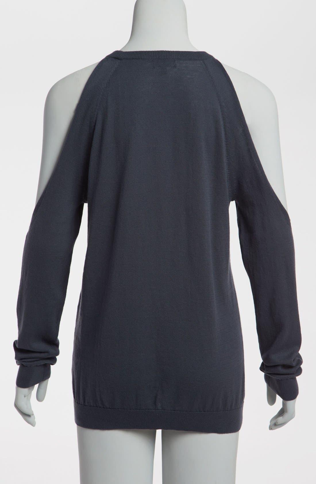 Alternate Image 2  - Tildon Open Shoulder Pullover