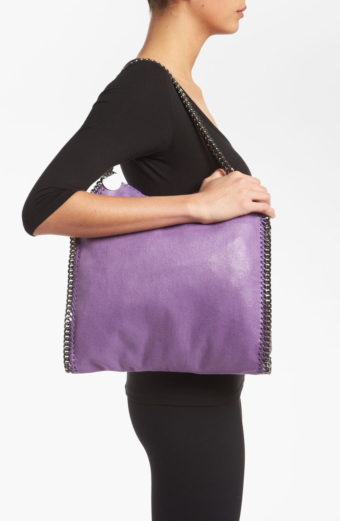 Alternate Image 2  - Stella McCartney 'Small Falabella - Shaggy Deer' Faux Leather Tote