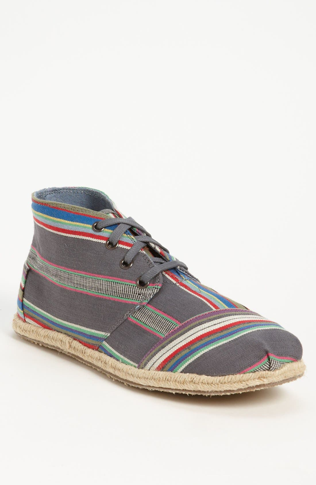 Alternate Image 1 Selected - TOMS 'Botas - Desert' Denim Chukka Boot (Men)