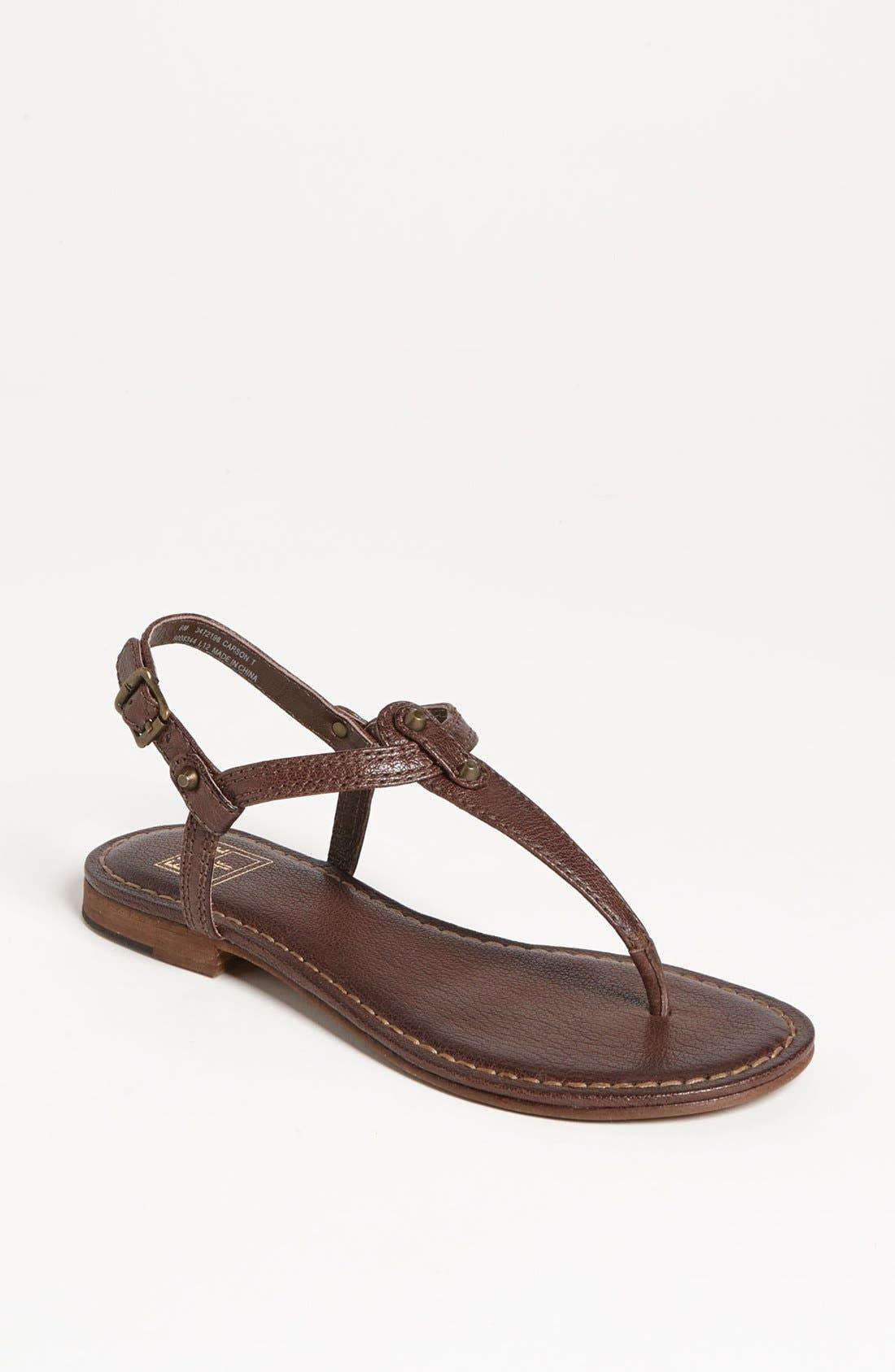 Alternate Image 1 Selected - Frye 'Carson' Sandal