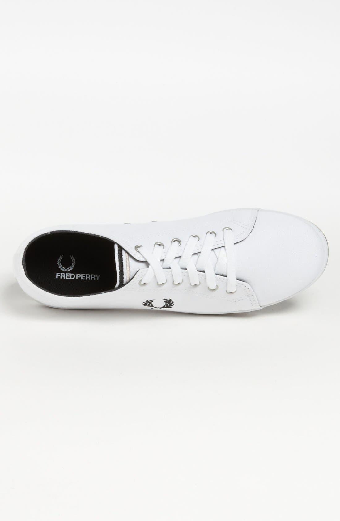 Alternate Image 3  - Fred Perry 'Kingston' Sneaker (Men)