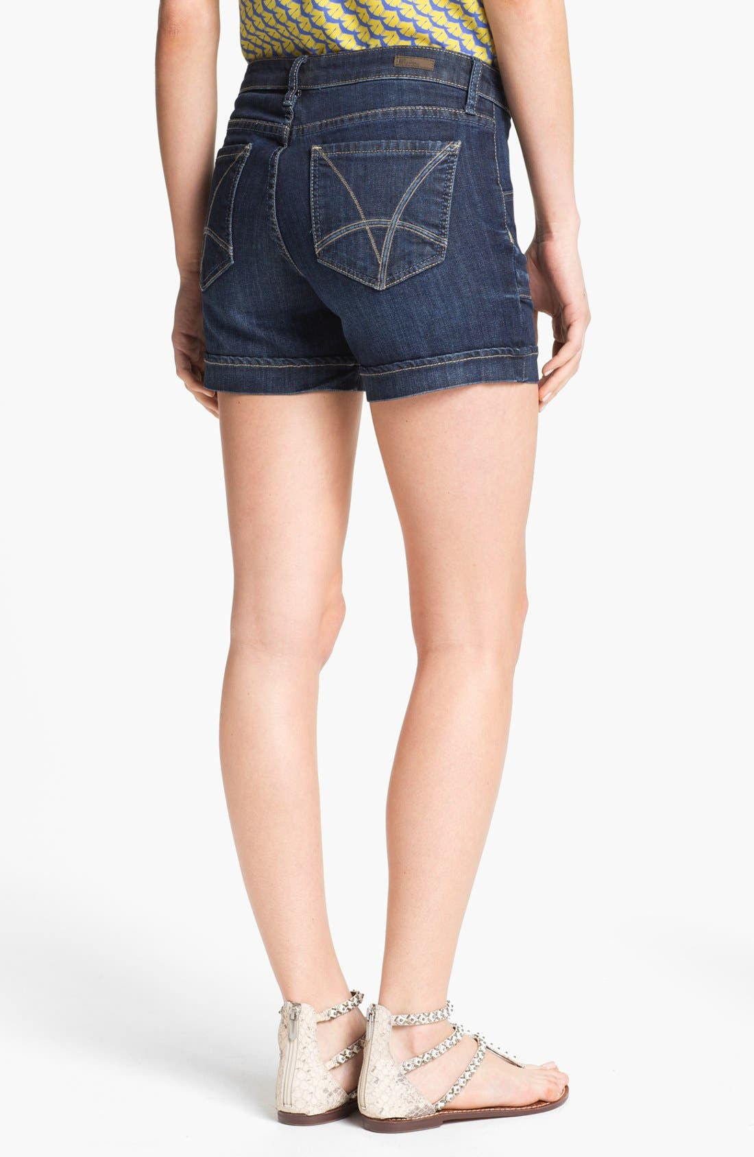 Alternate Image 2  - KUT from the Kloth Cuff Denim Shorts