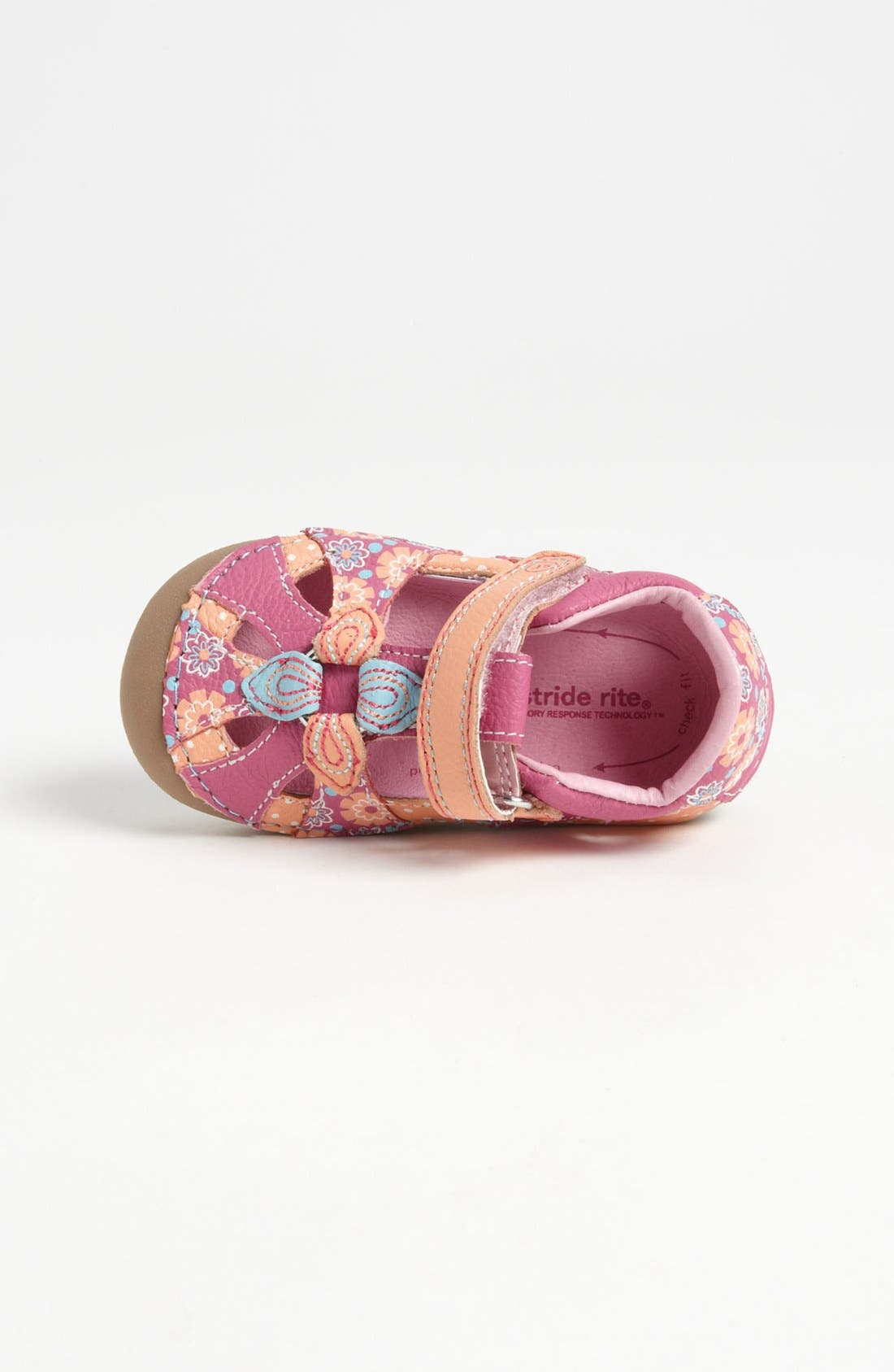 Alternate Image 3  - Stride Rite 'Poppy' Sandal (Baby & Walker)