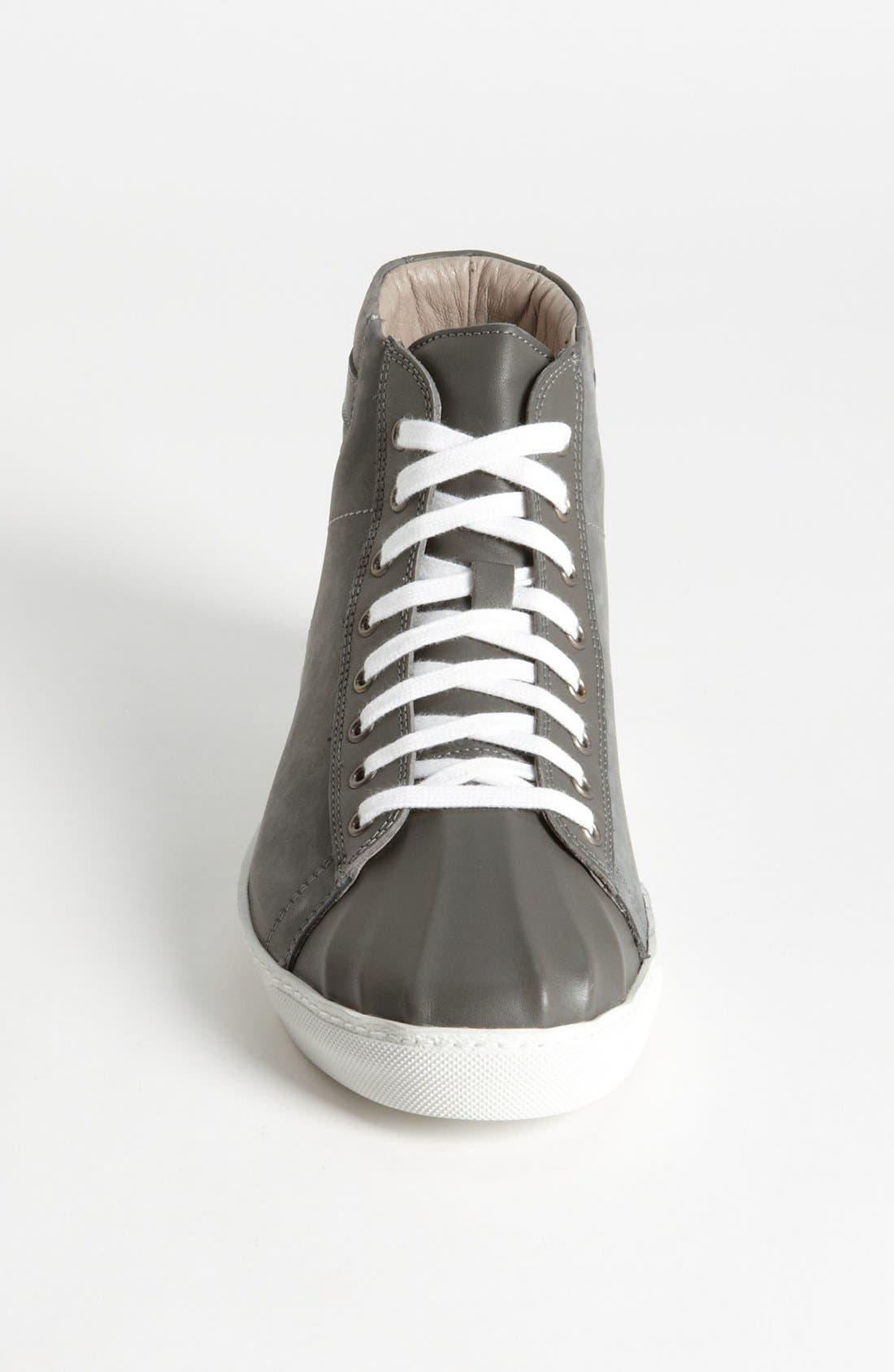 Alternate Image 3  - McQ by Alexander McQueen Mid Top Sneaker