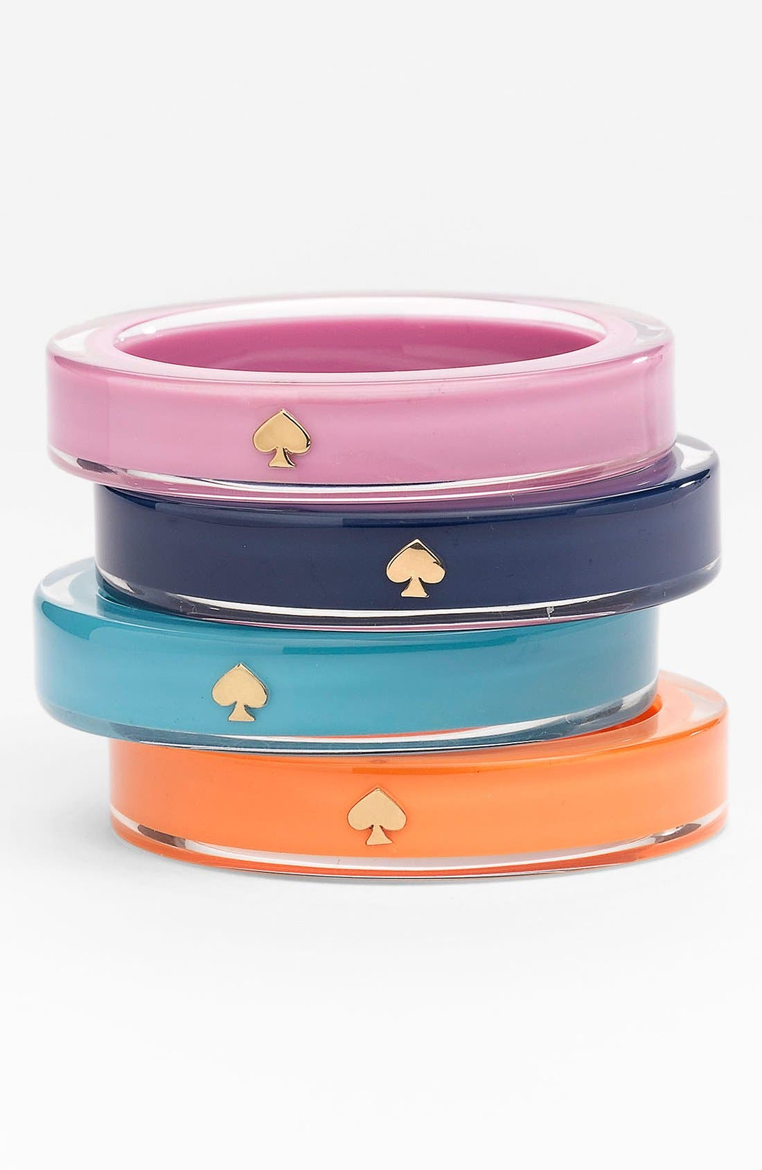 Alternate Image 2  - kate spade new york 'spade' bangle